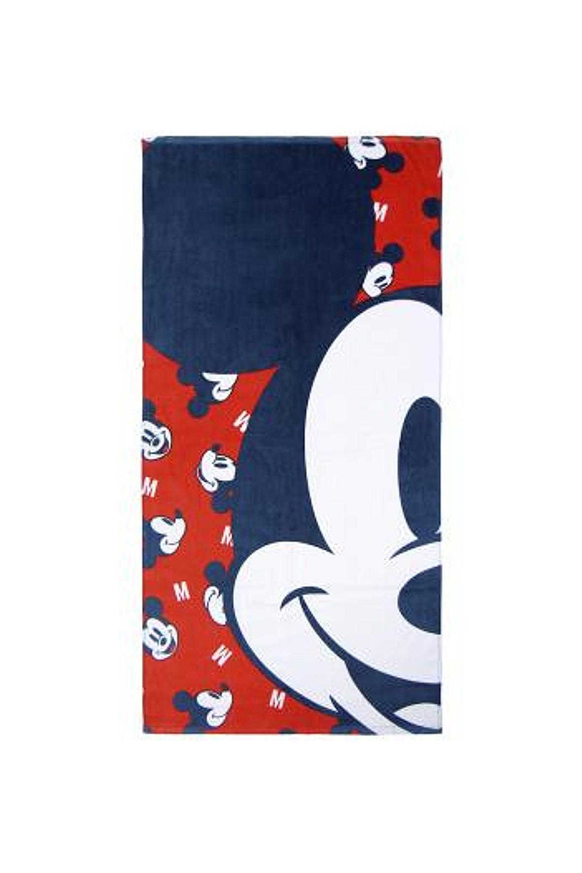 Ręcznik Myszka Mickey 100% Bawełna 140x70cm