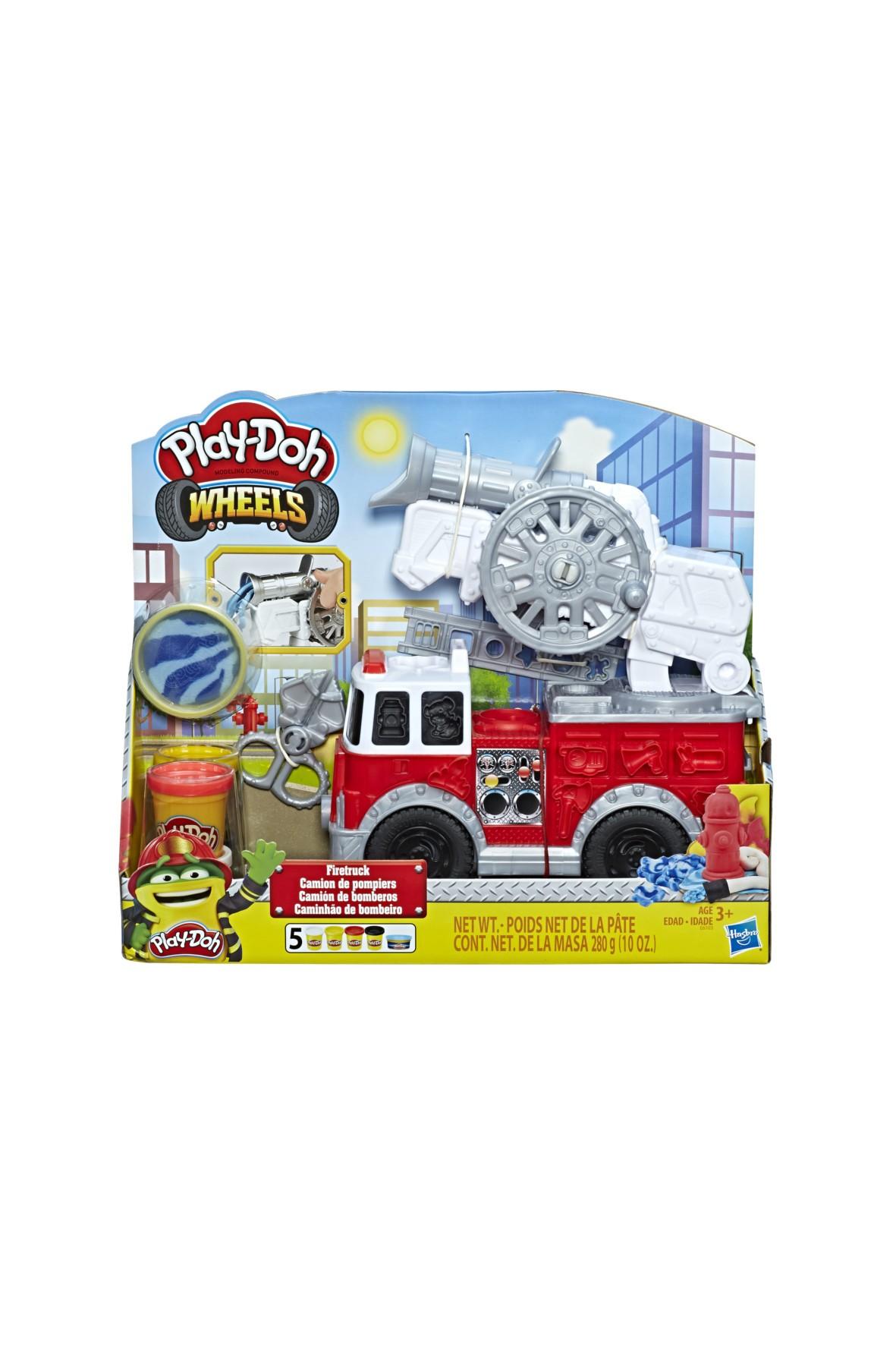 Play-Doh Wheels Wóz Strażacki 3+