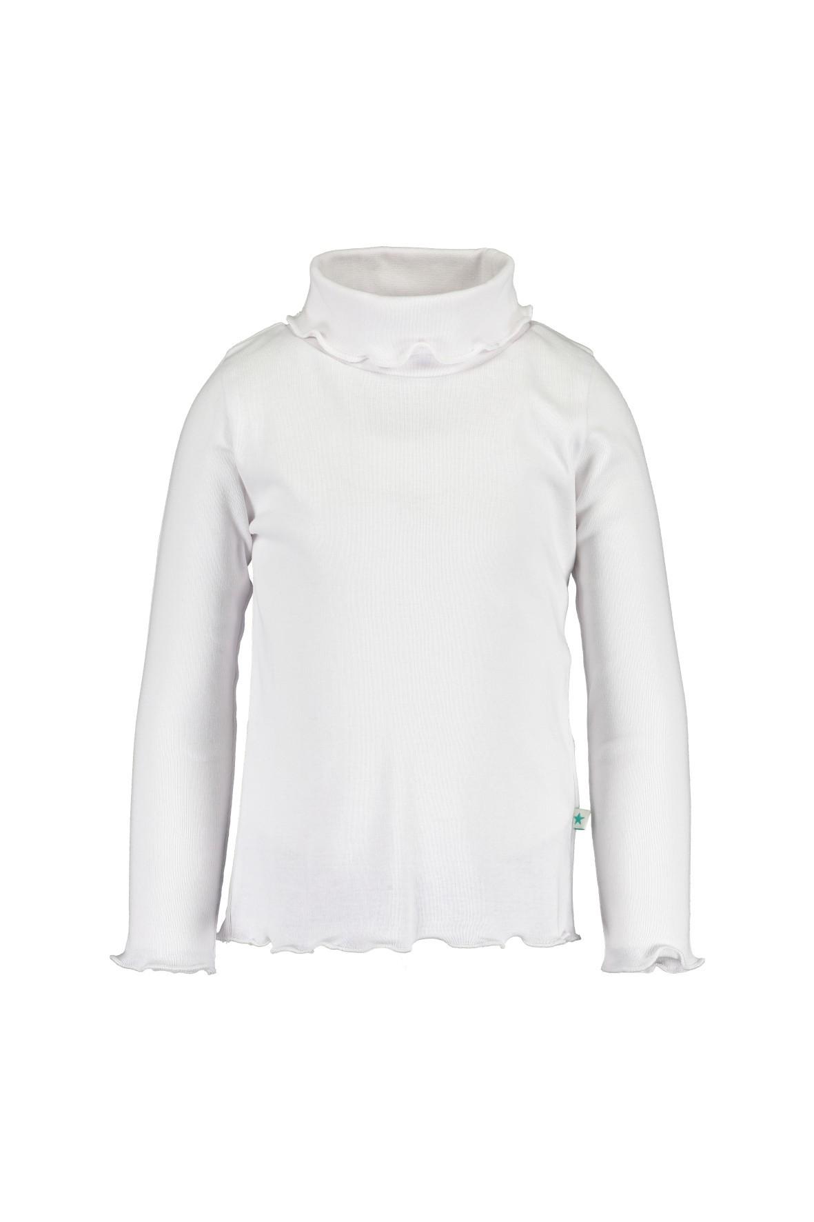 Golf dla dziewczynki- biały