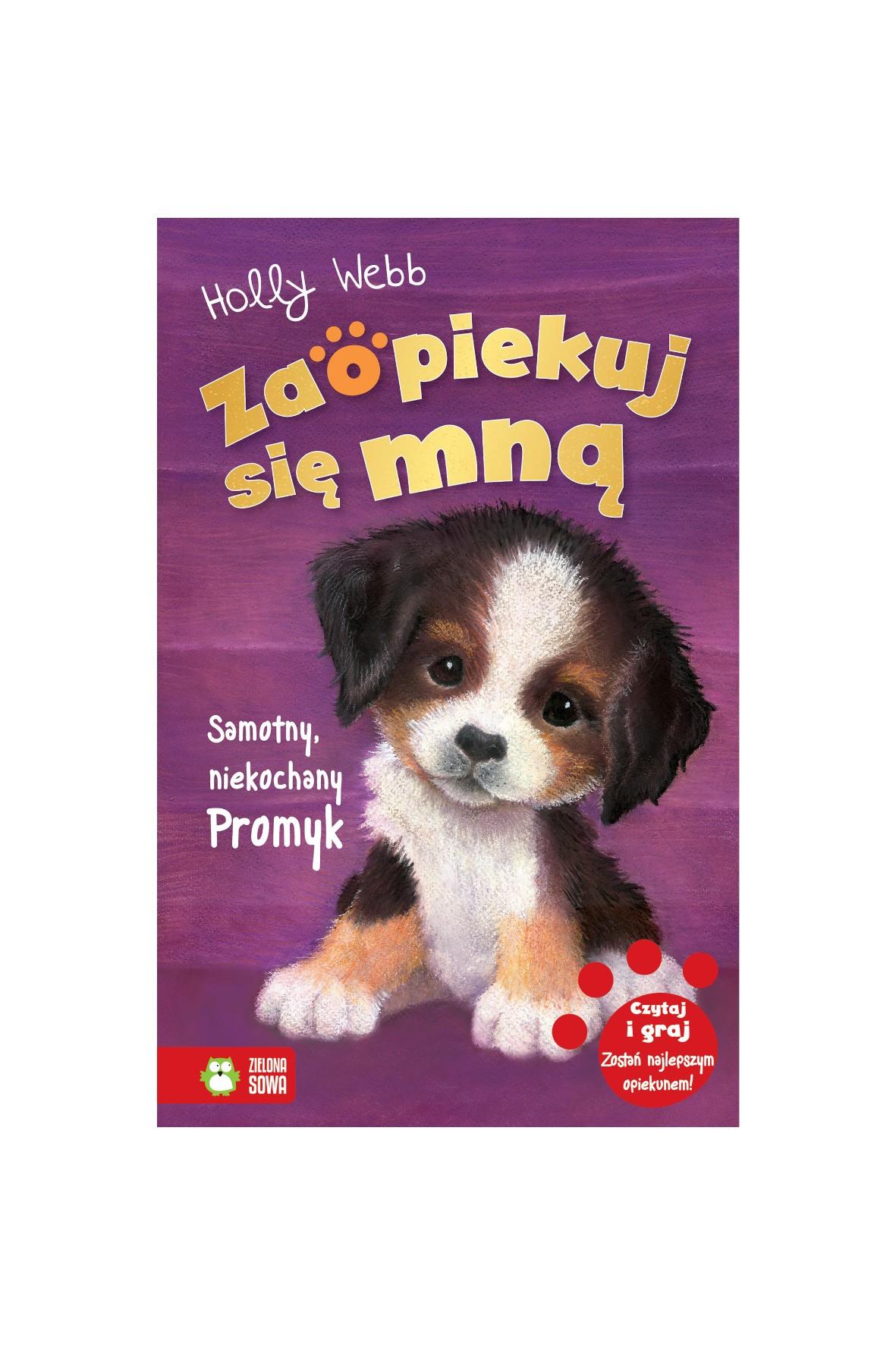 Książka dla dzieci- Samotny, niekochany Promyk. Zaopiekuj się mną wiek 6+