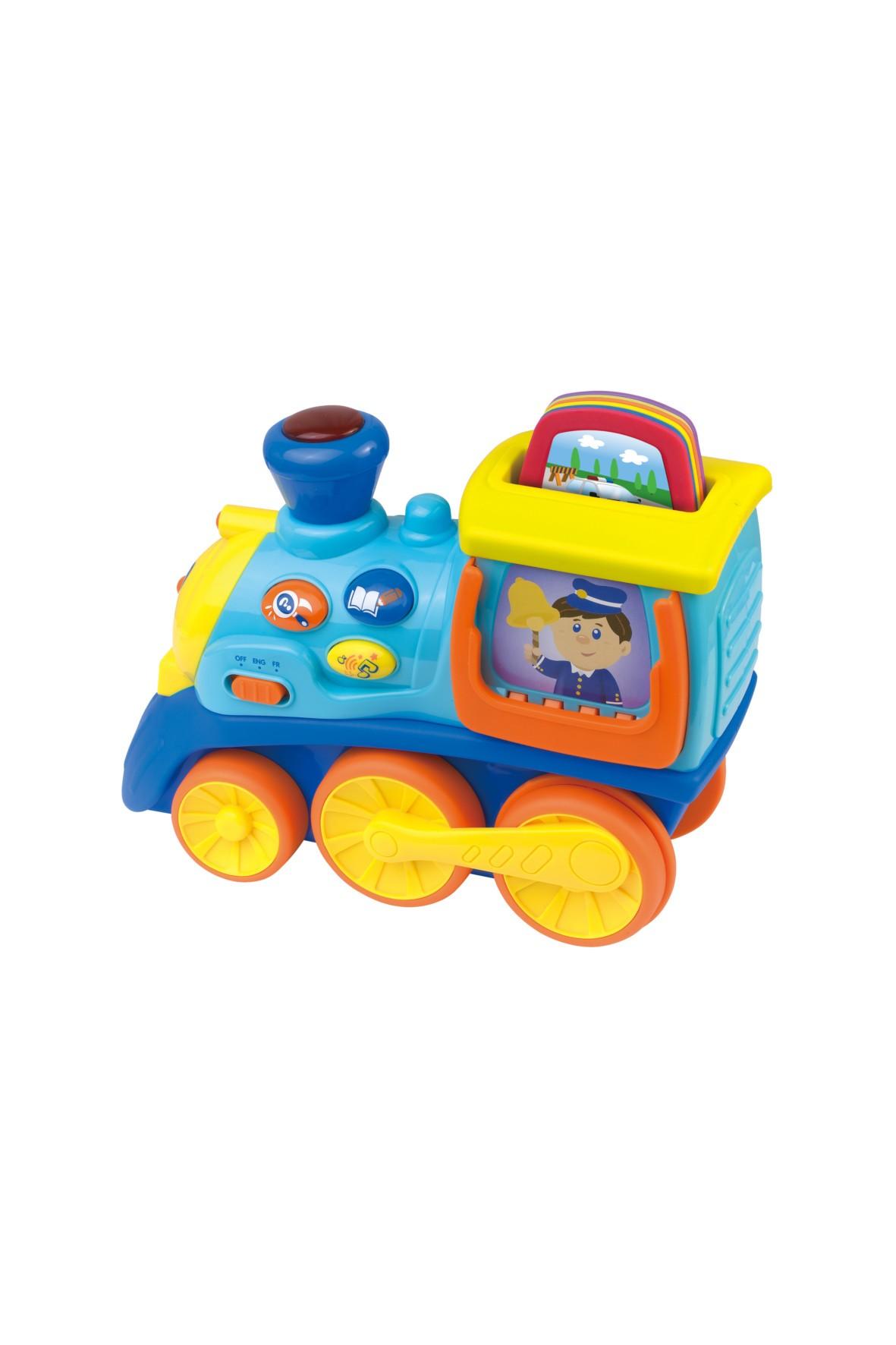 Mój pierwszy pociąg- pojazdy