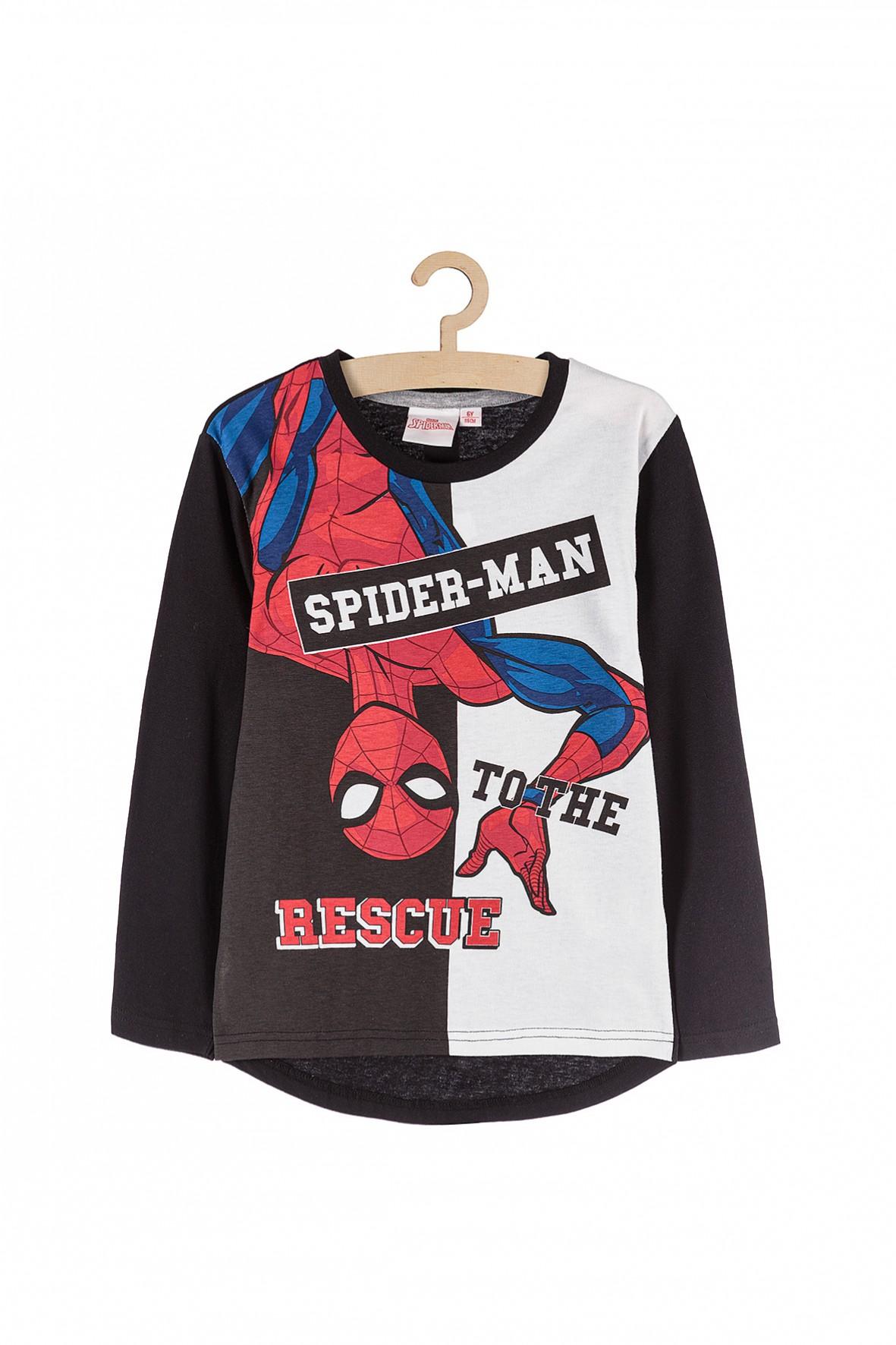 Bluzka chłopięca Spiderman