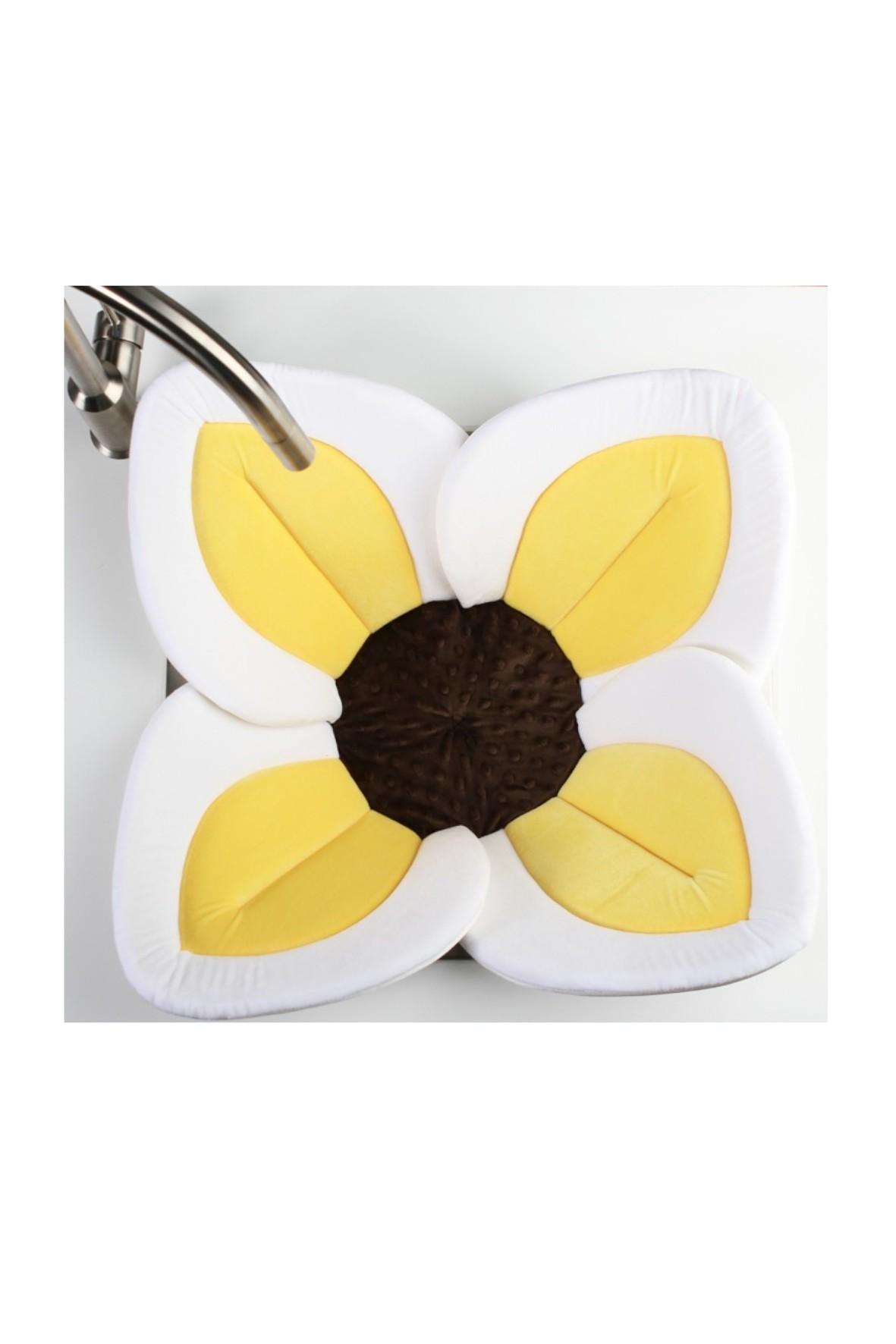 Kwiat lotosu do kąpieli Blooming Bath żółty