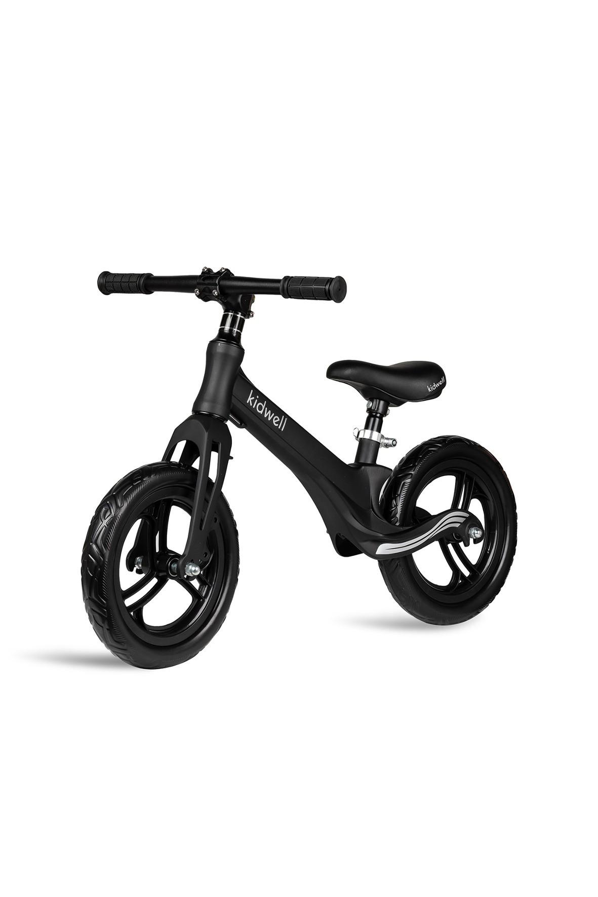 Rowerek biegowy dziecięcy Falcon czarny fo 30kg