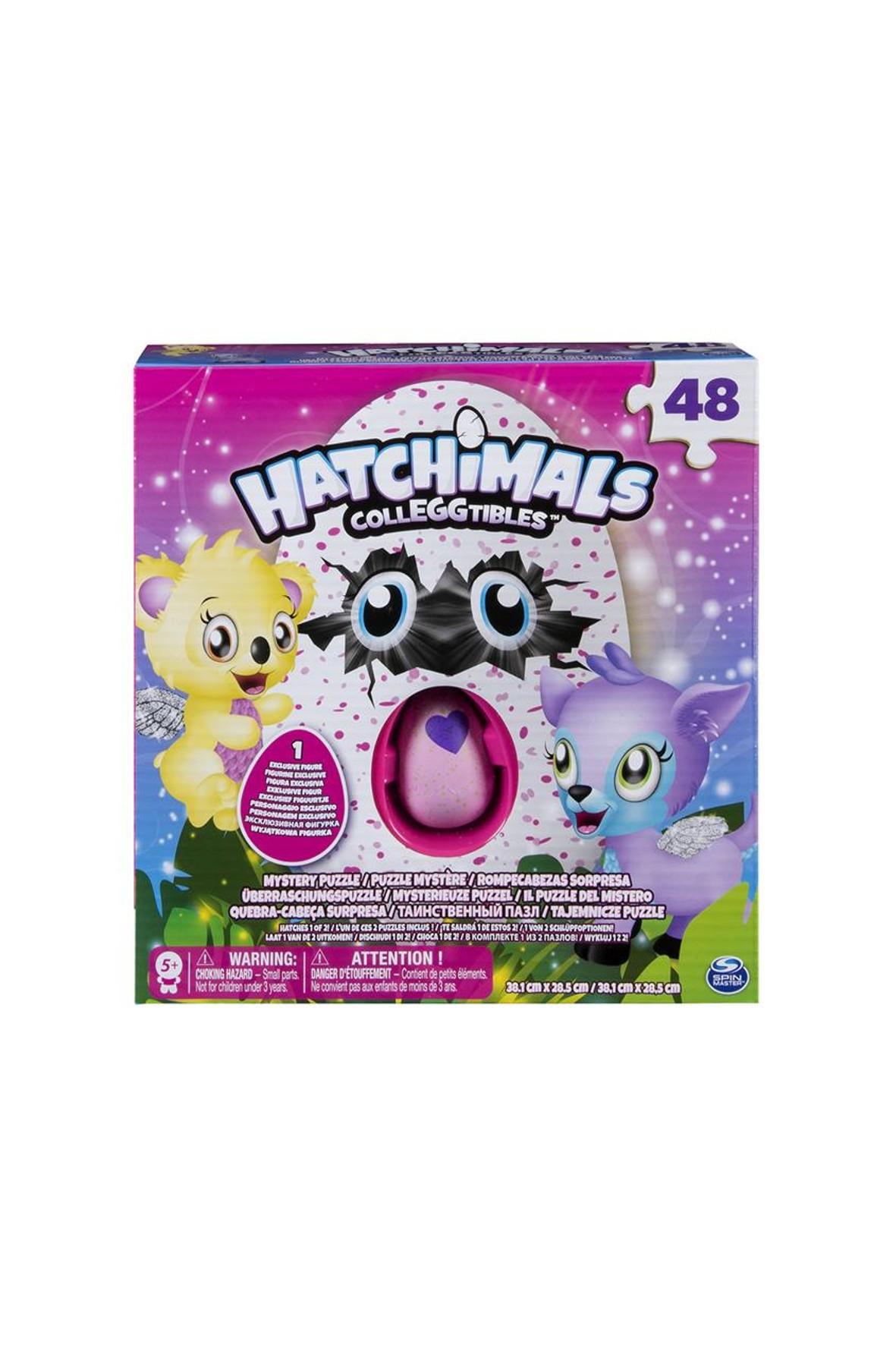 Puzzle Hatchimals 48 el