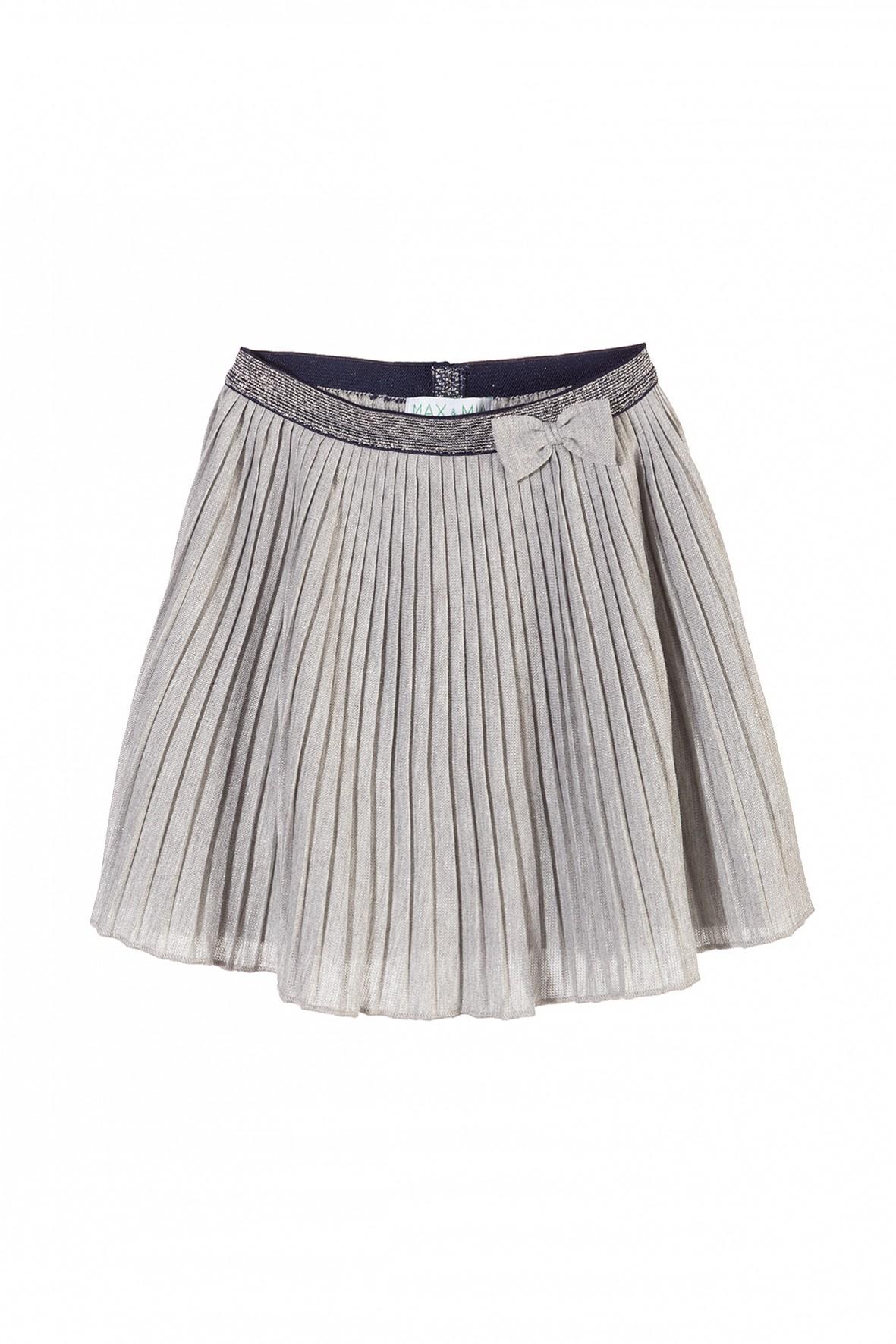 Spodnica dziewczeca plisowana