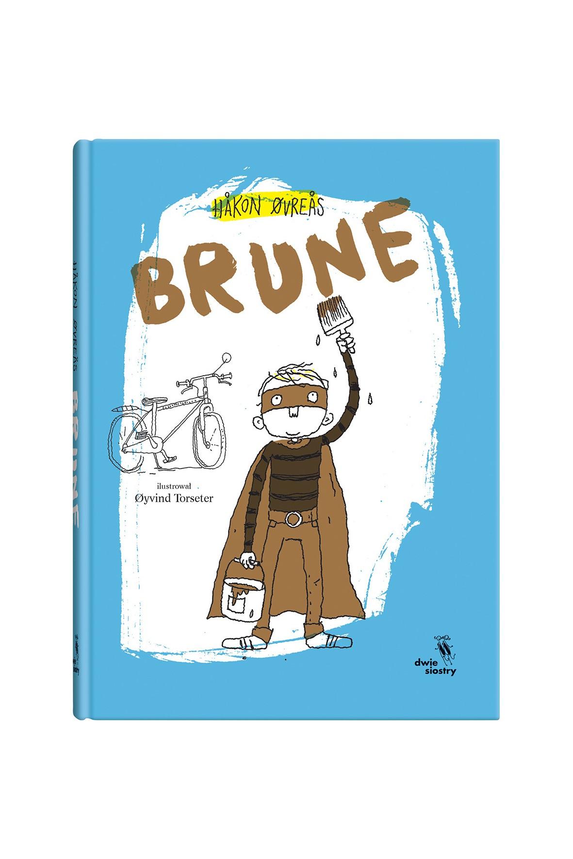 """Książka """"Brune"""""""