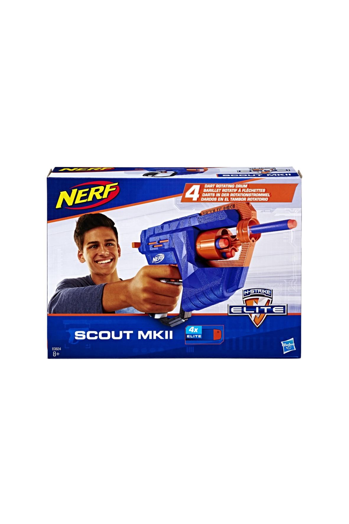 Nerf Elite Scout MKII