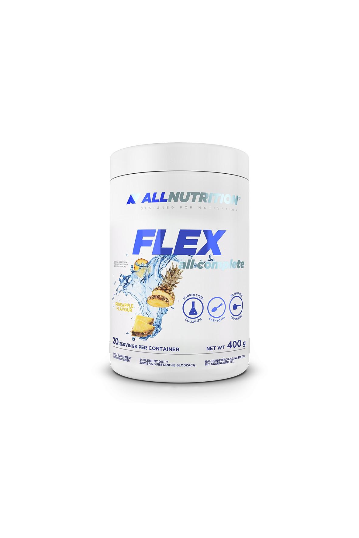 Suplementy diety - Allnutrition Flex Complete V2.0 400g Pineapple