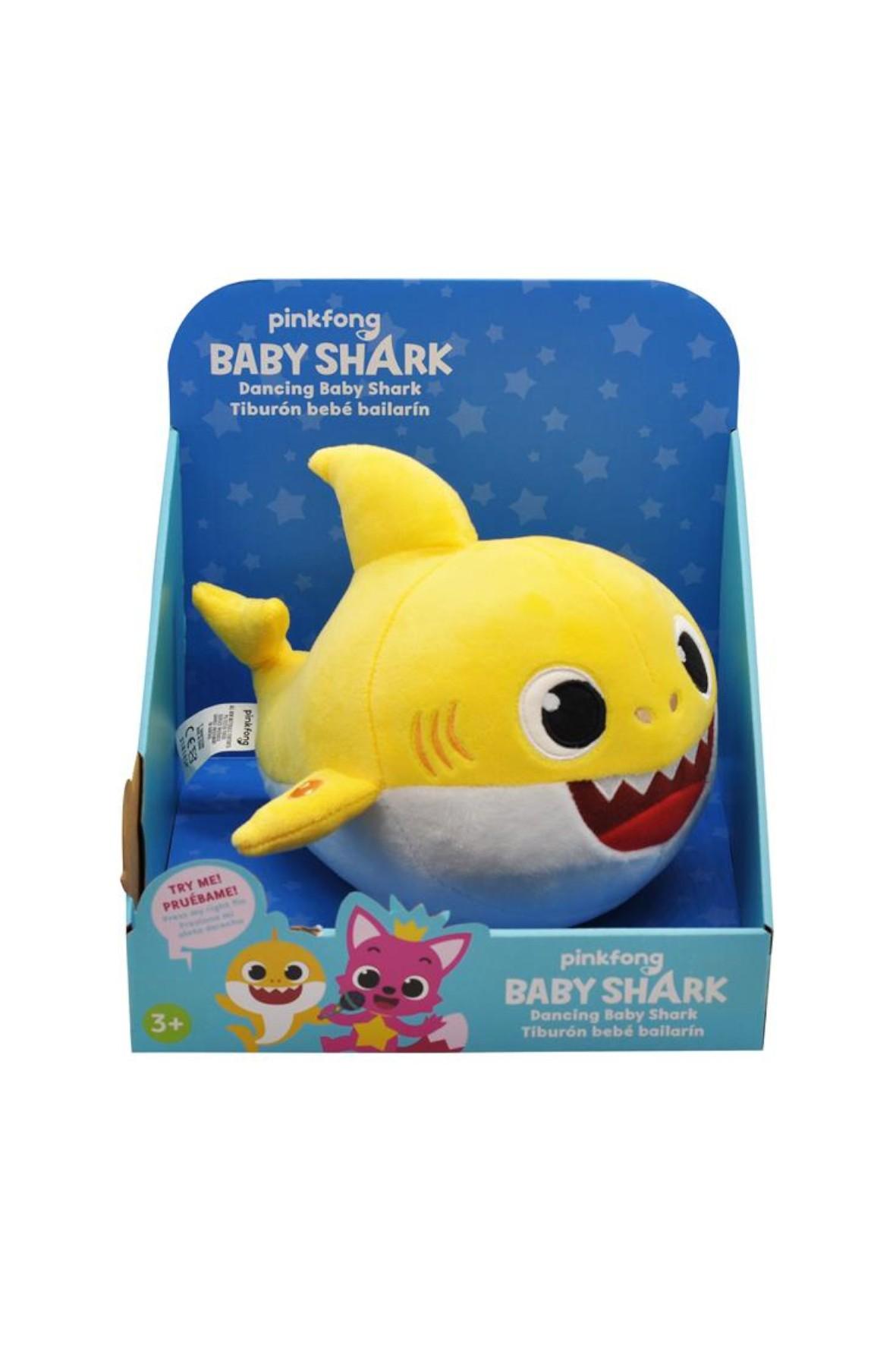 Baby Shark tańcząca maskotka wiek 3+