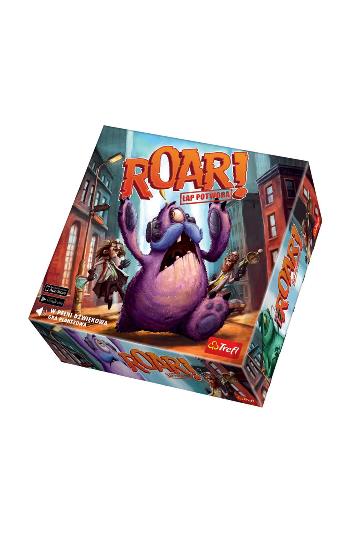 Gra planszowa Roar