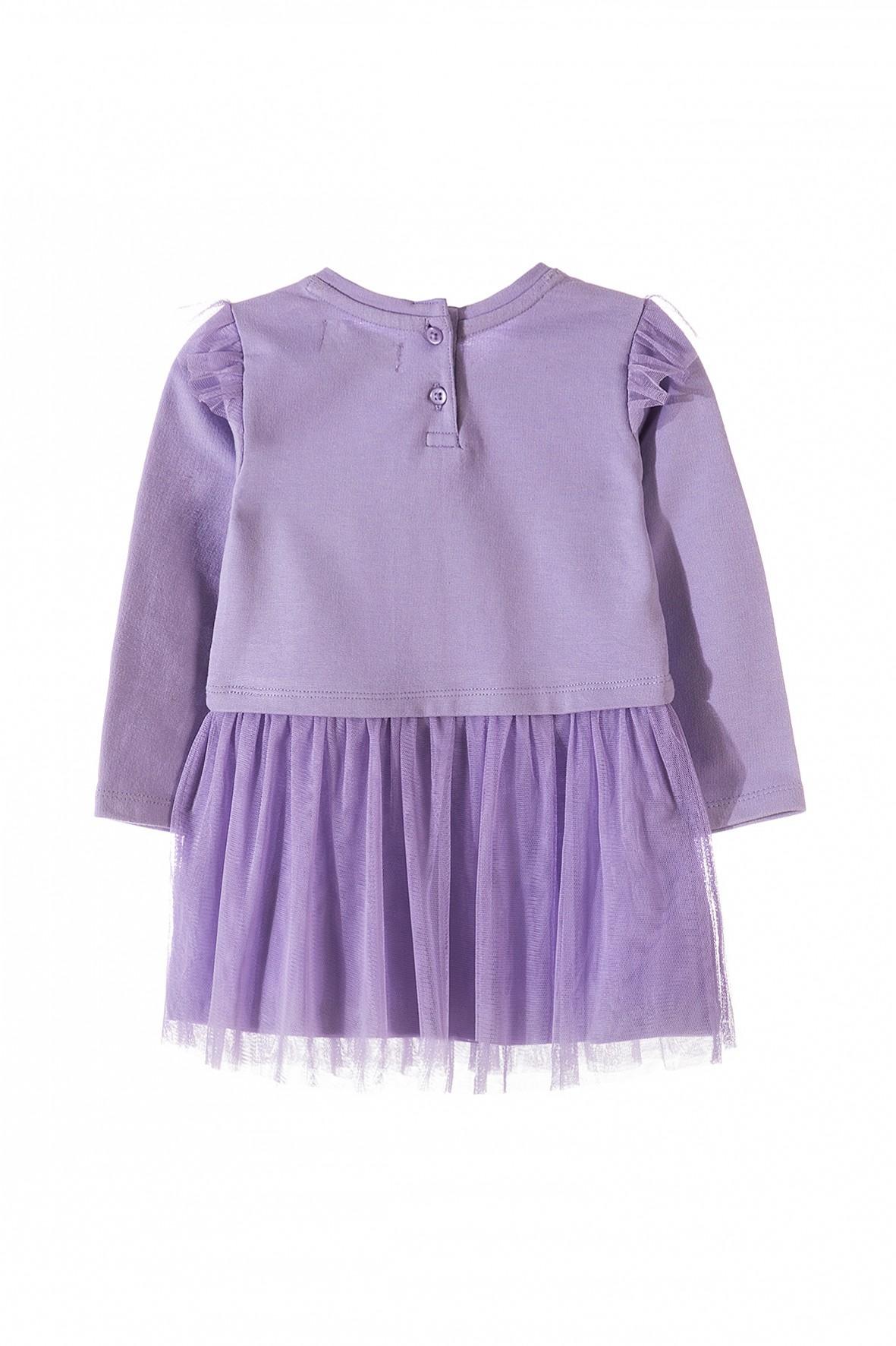 a6bce03c7a Sukienka niemowlęca dzianinowa  Sukienka niemowlęca dzianinowa  Sukienka  niemowlęca dzianinowa