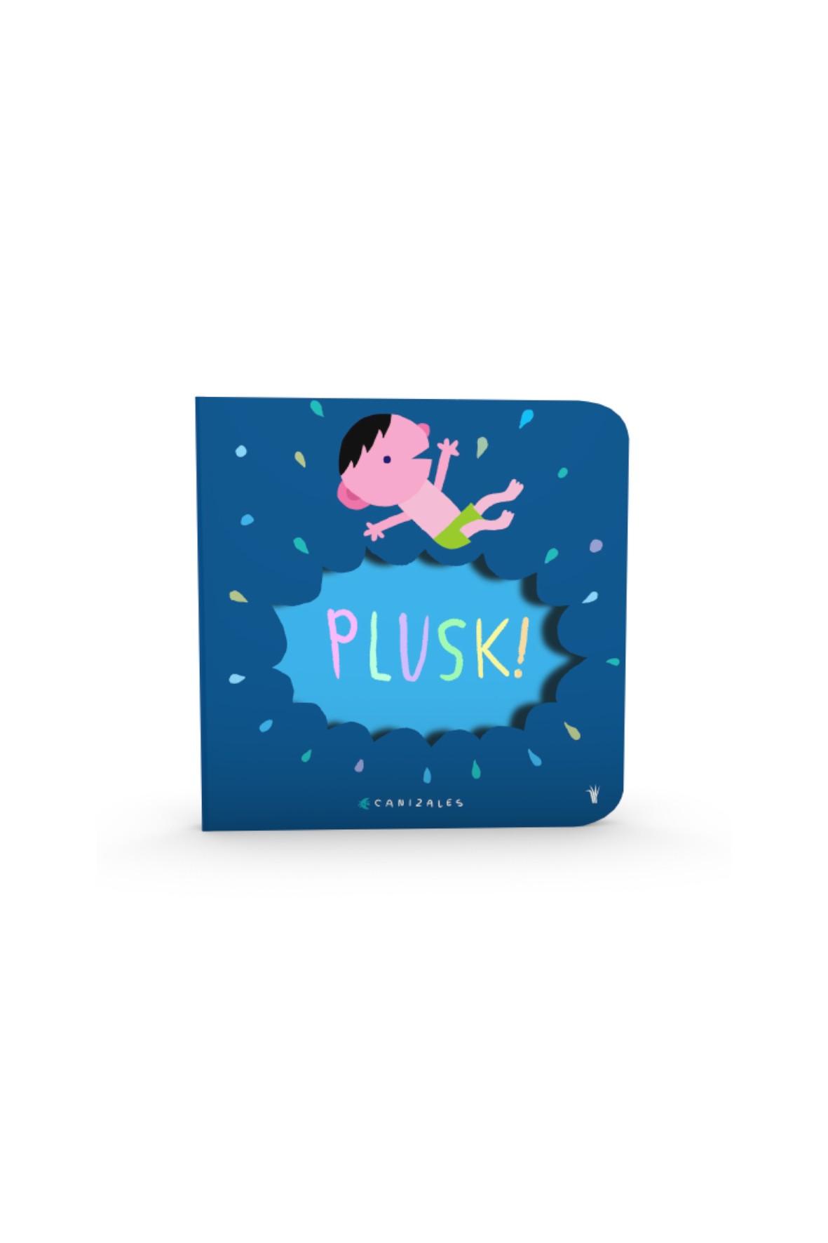 Książeczka dla dzici - Plusk!