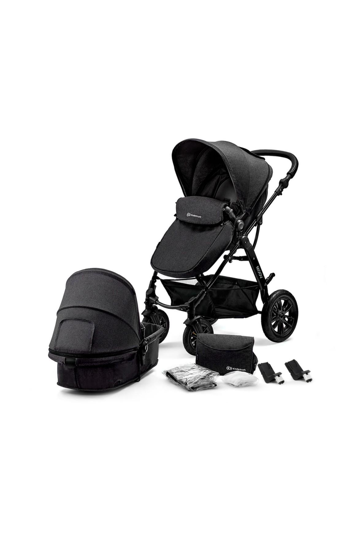 Kinderkraft Wózek wielofunkcyjny 2w1 MOOV