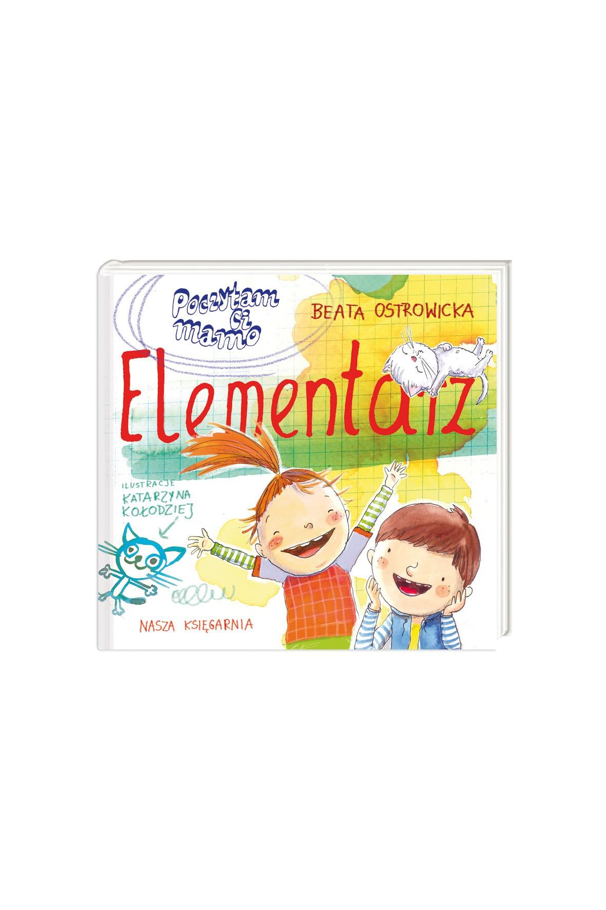 Poczytam Ci Mamo. Elementarz- książka dla dzieci
