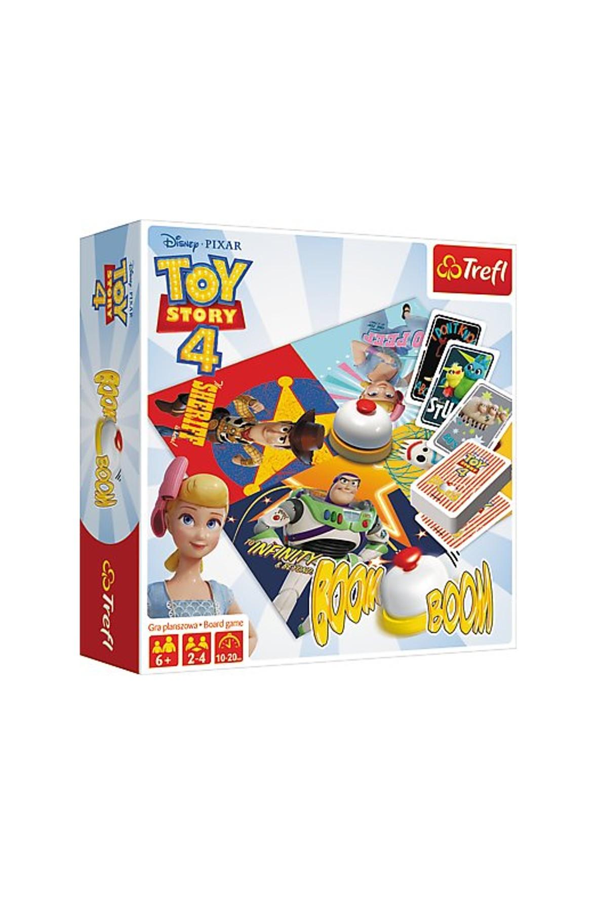 Gra karciana Boom Boom Toy Story 4