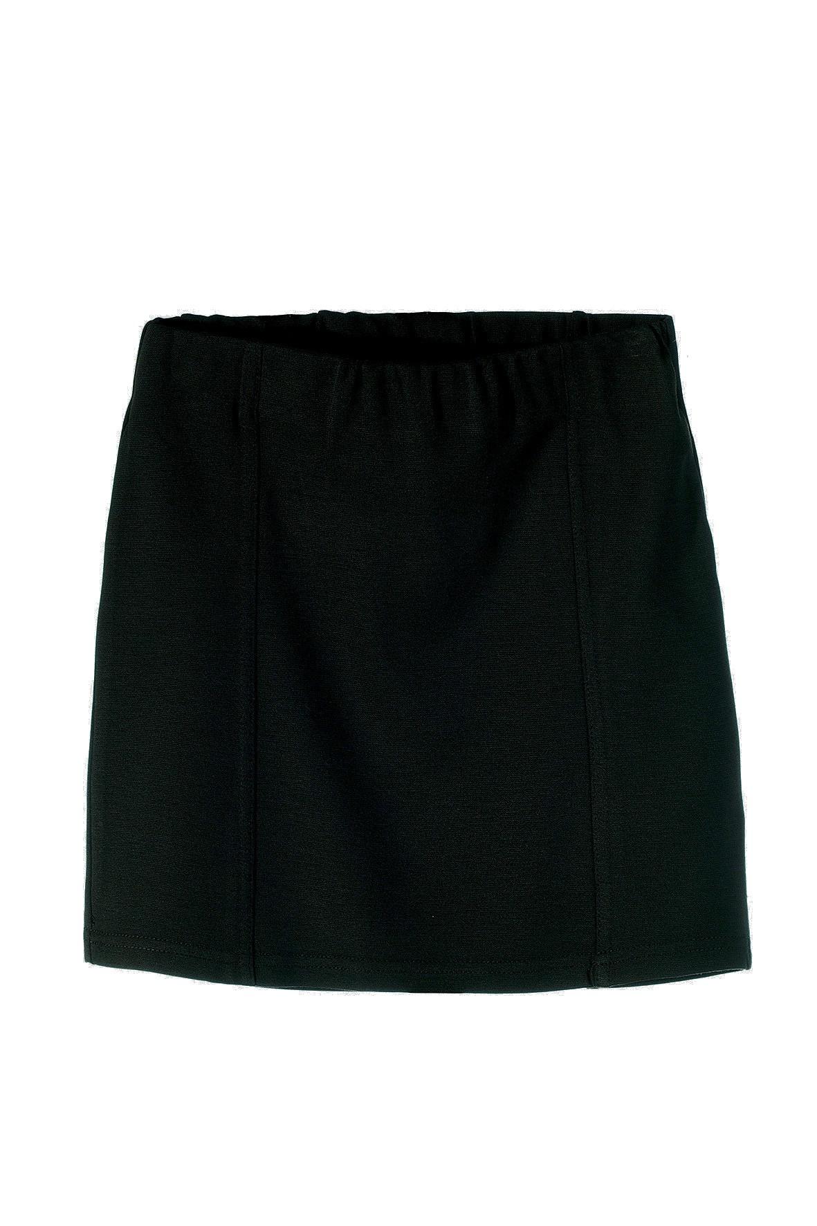 Spódnica dziewczęca zielona