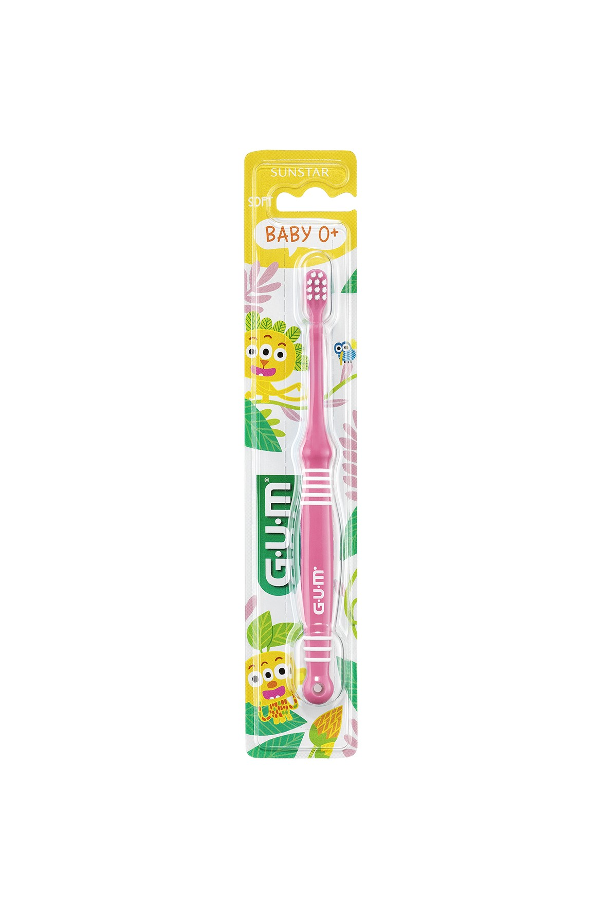 Szczoteczka do zębów dla dzieci Baby (0-2 lat)- opcja kolorystyczna