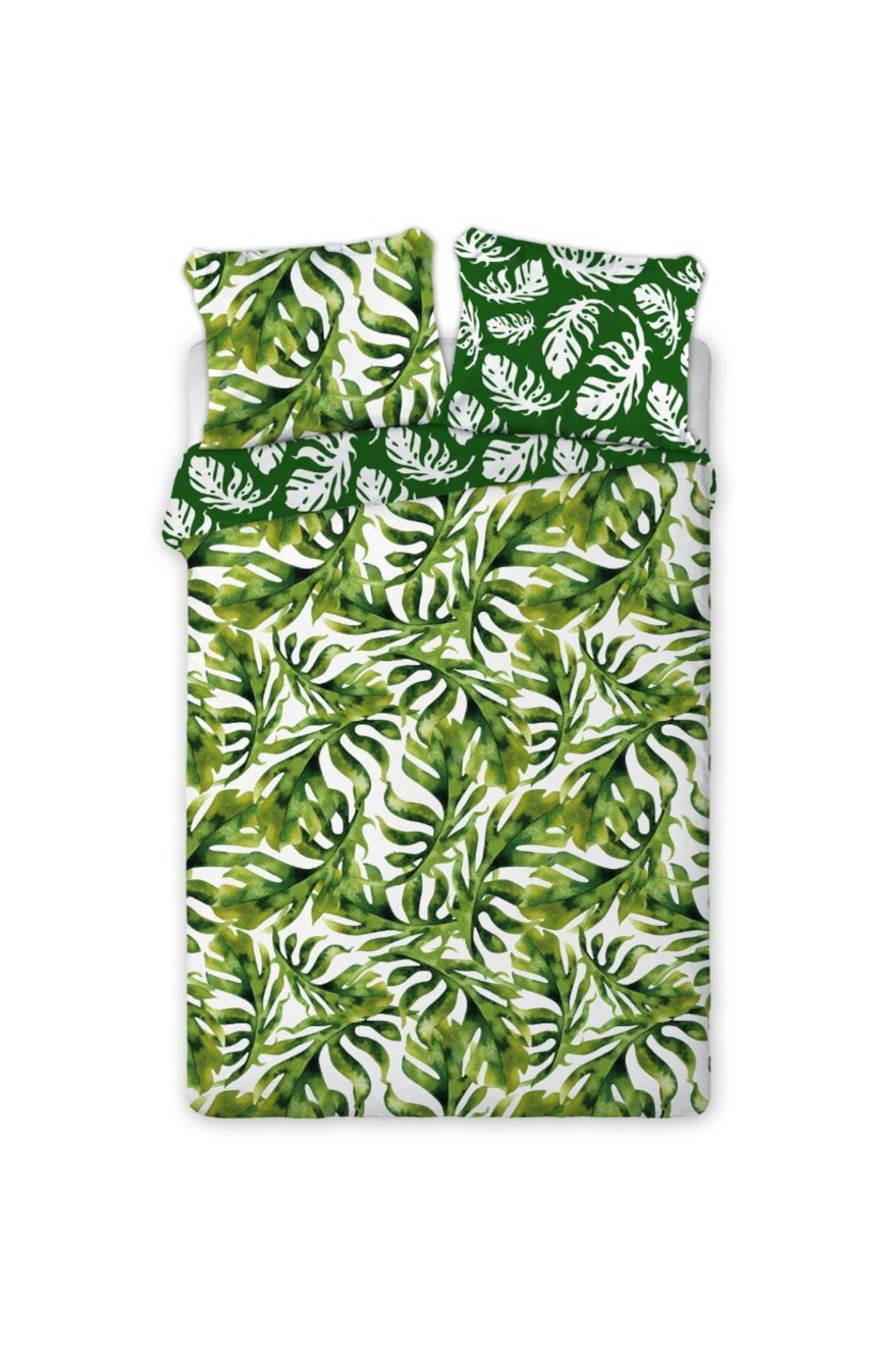 Pościel Tropical- dwustronna 160x200 + 2x70x80