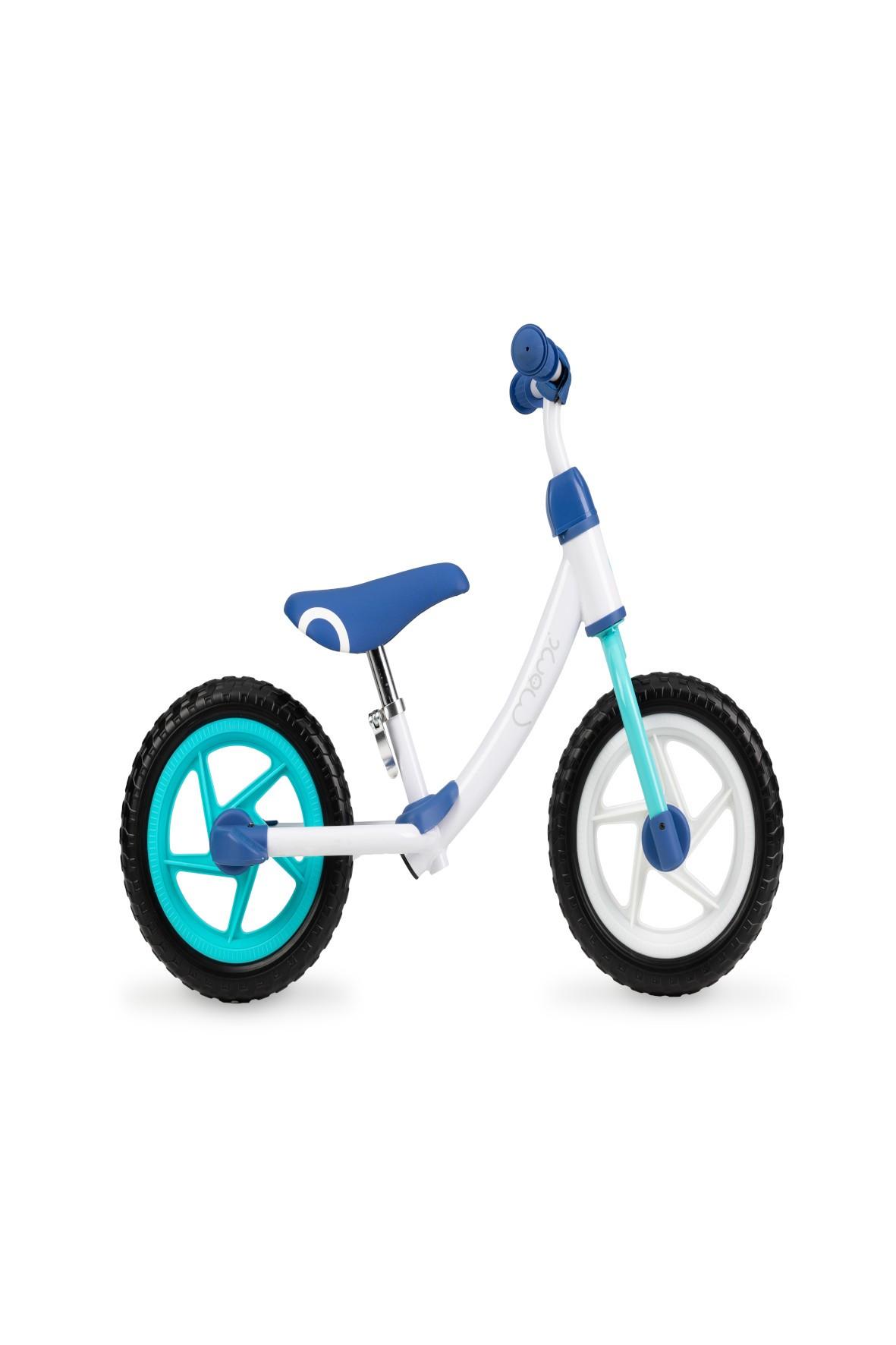 ROSS rowerek biegowy biało - niebieski