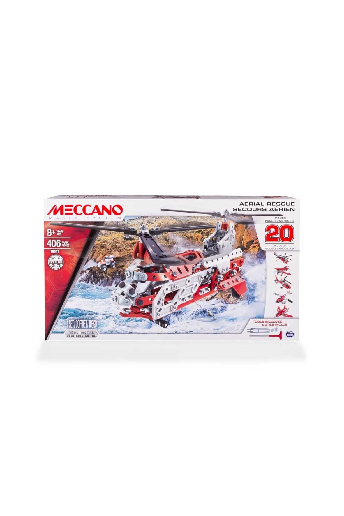 Helikopter multi zestaw 20 modeli