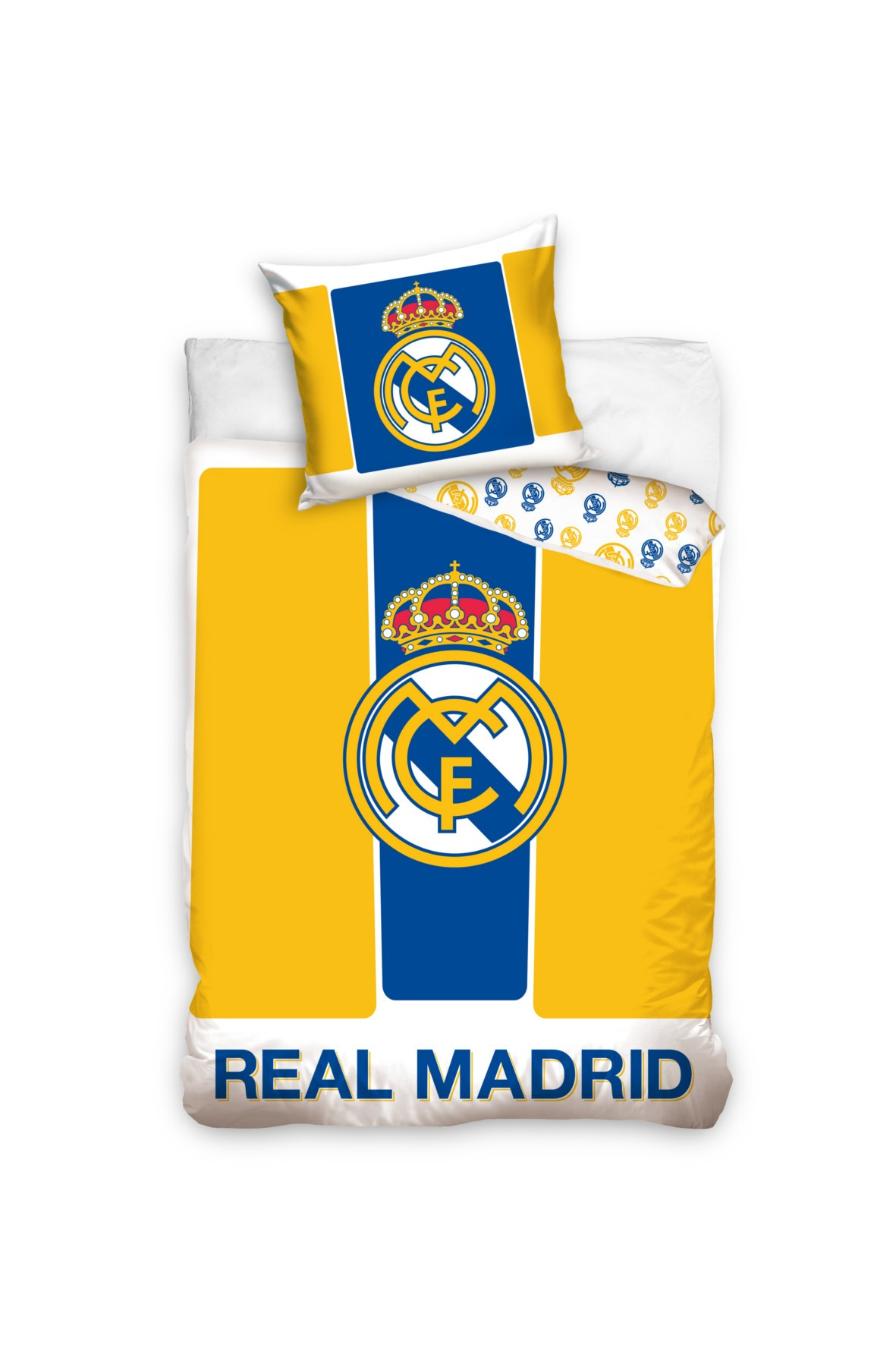 Pościel Real Madryt 160x200