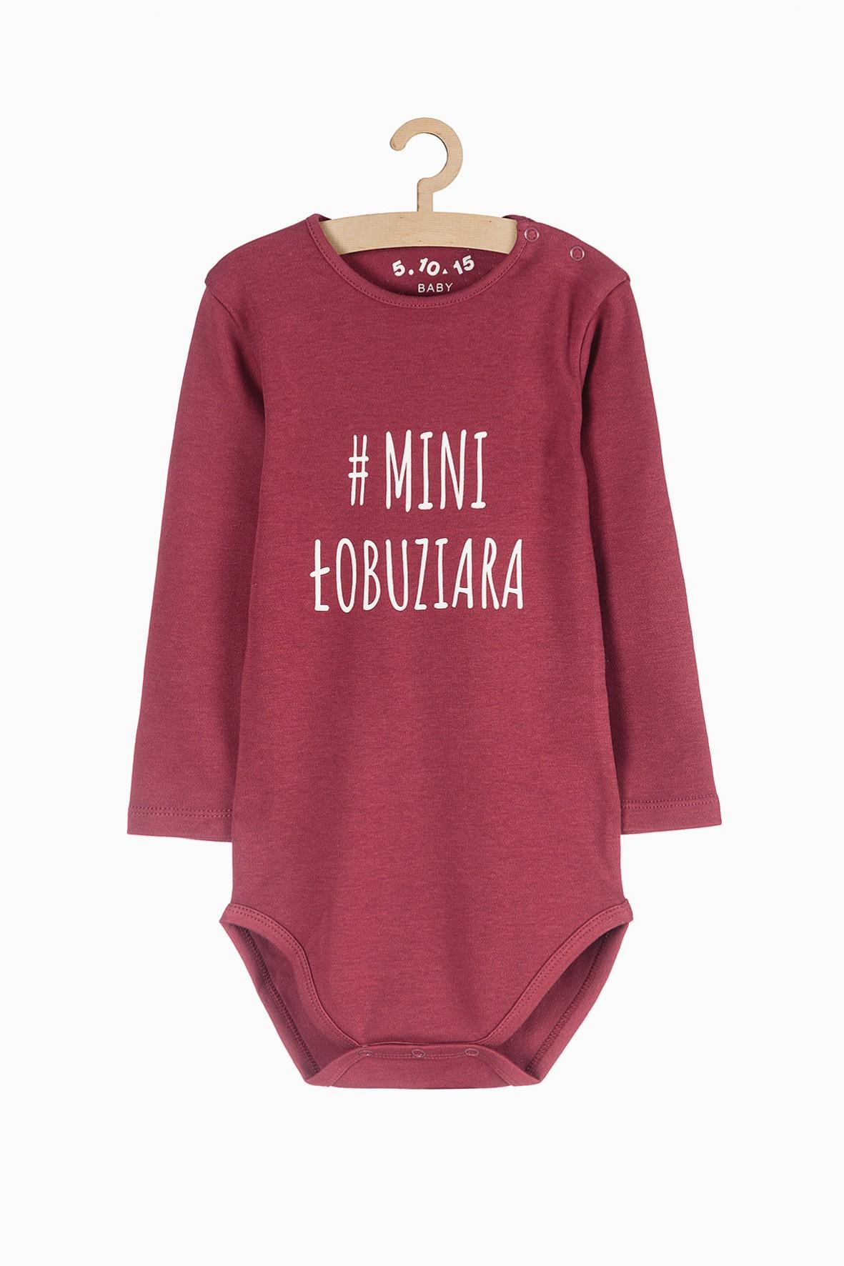 Body niemowlęce - #Mini Łobuziara