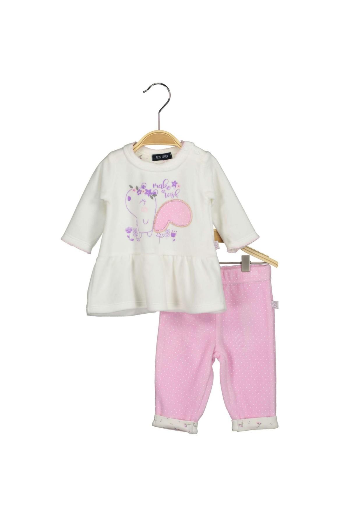 Komplet dziecięcy tunika i spodnie