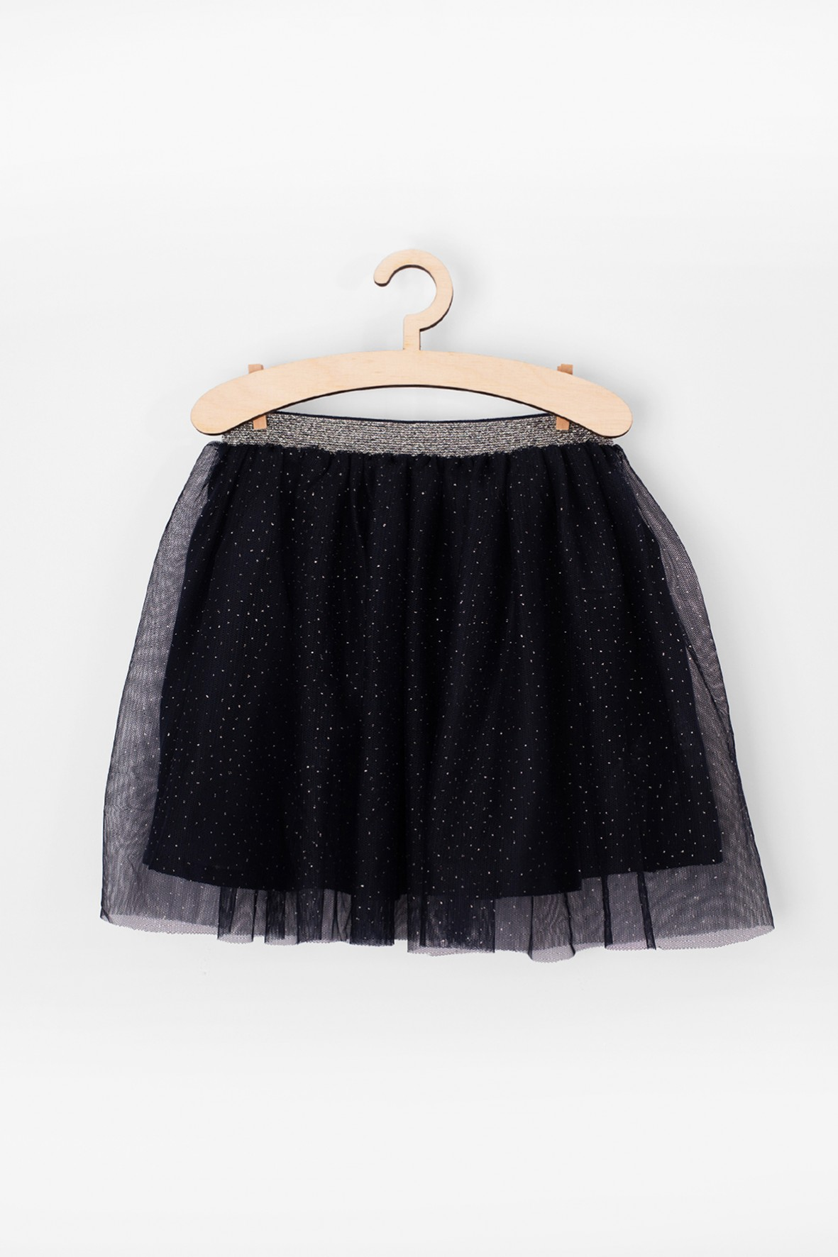Tiulowa spódnica dla niemowlaka