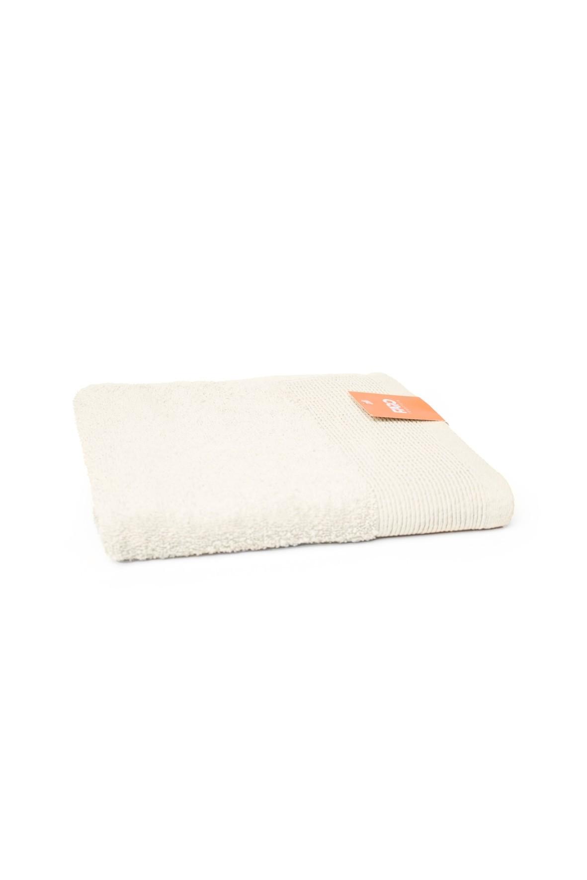 Ręcznik Aqua Frotte w kolorze ecri 70x140 cm
