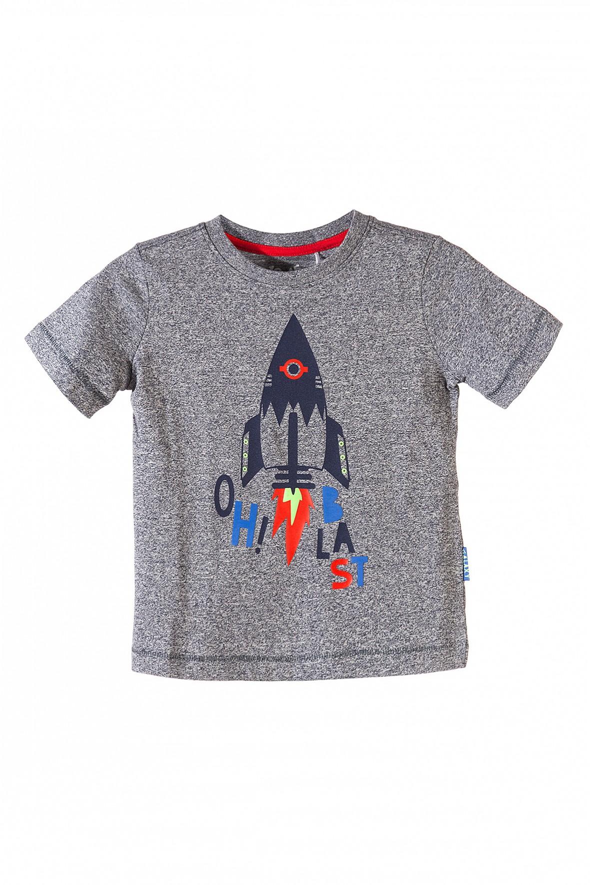T-shirt chłopięcy 100% bawełna 1I3519