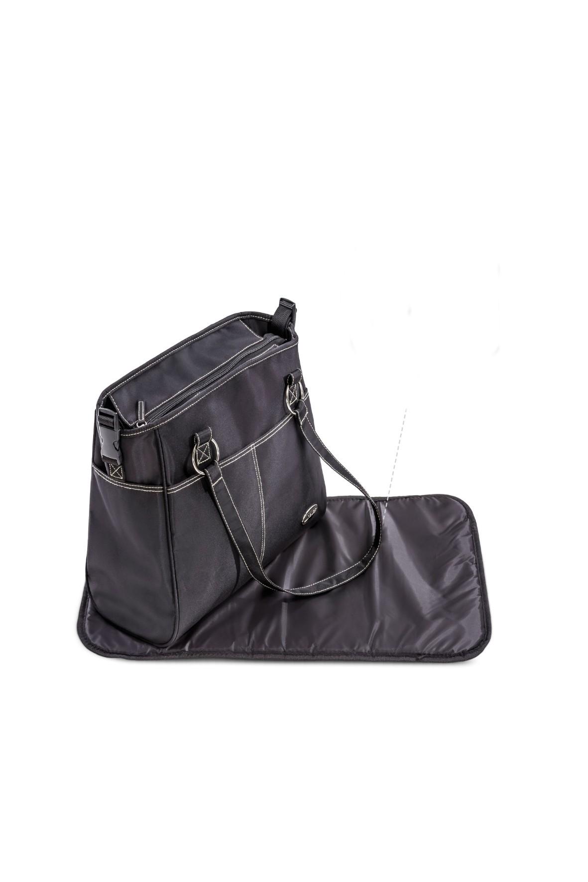 Torba pielęgnacyjna City Bag -czarna
