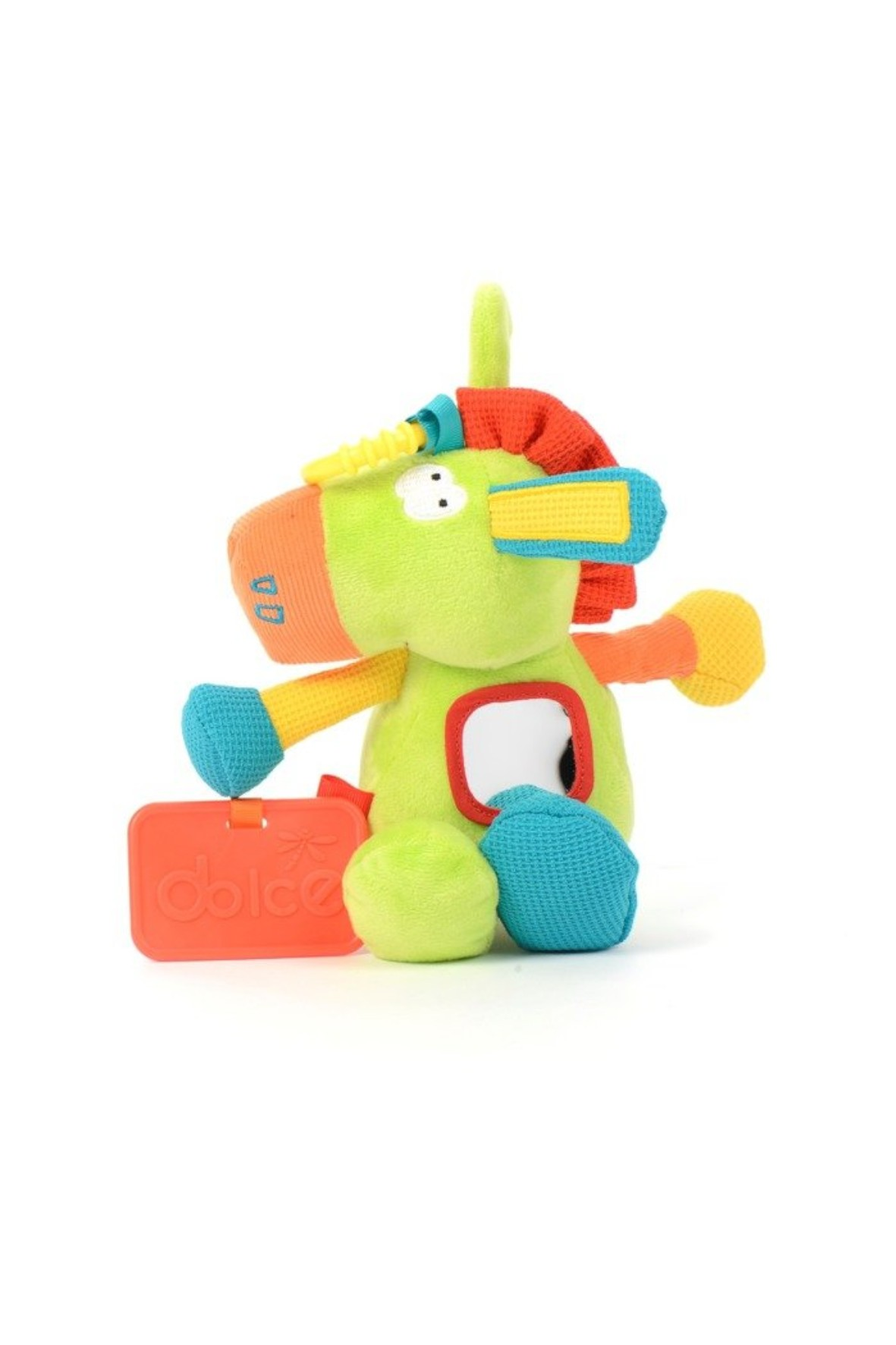 Wiosenny Konik- zabawka sensoryczna Dolce