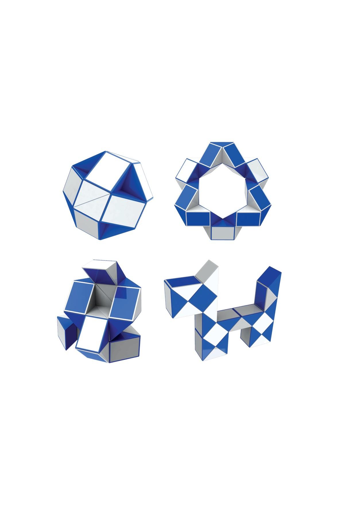 Kostka Rubika twist kolor
