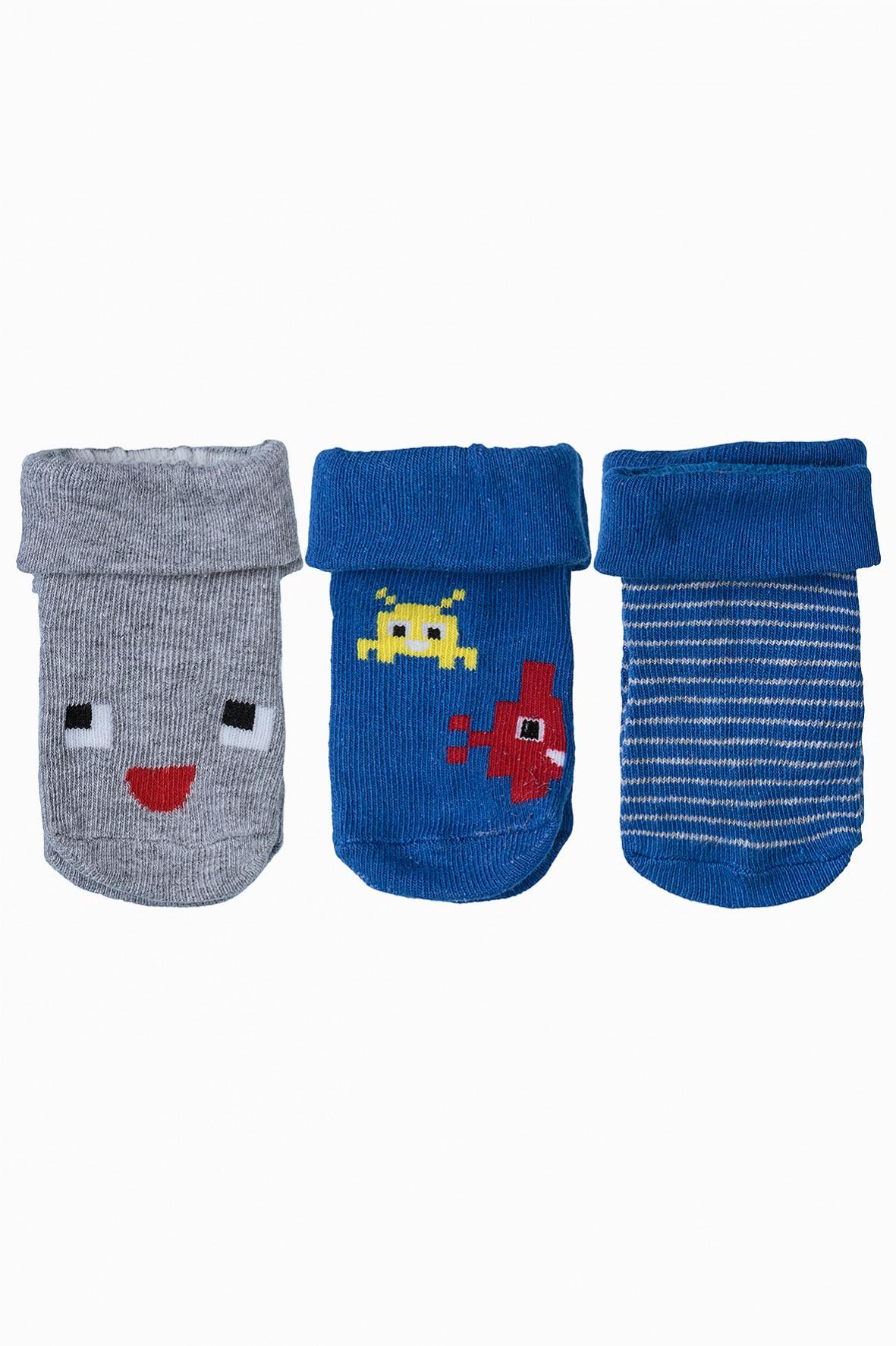 Skarpetki dla chłopca- 3pak