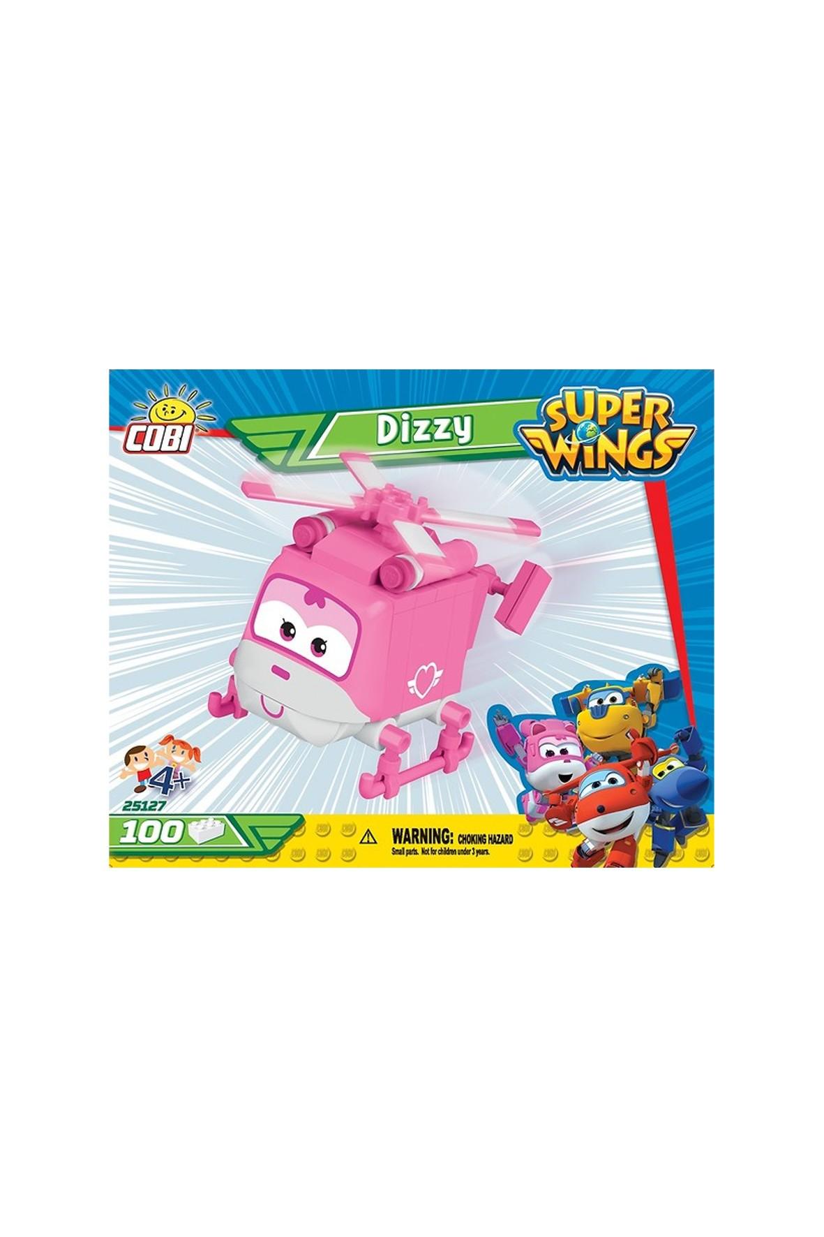 Klocki COBI Super Wings Frunia 100el