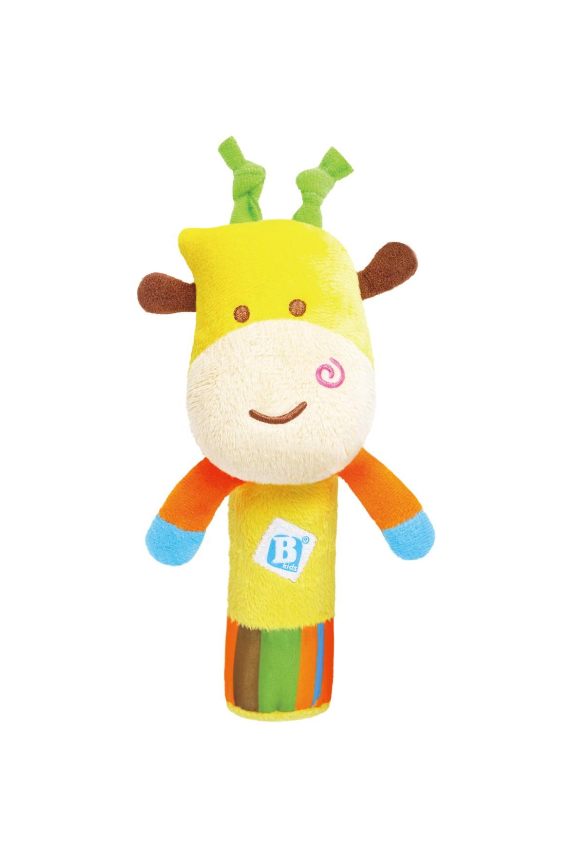 Piszczałka pluszowa Zuzu- zabawka dla dziecka