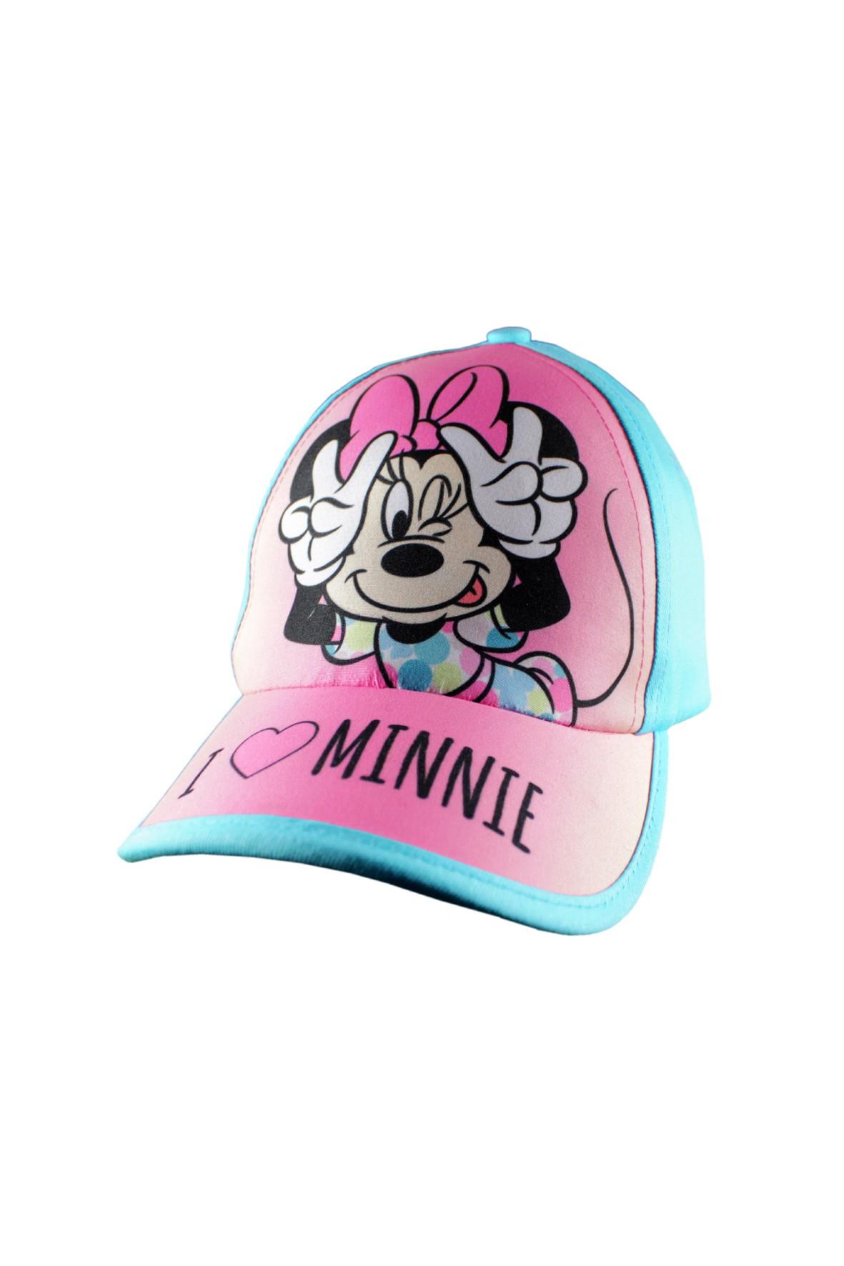 Czapka z daszkiem Myszka Minnie