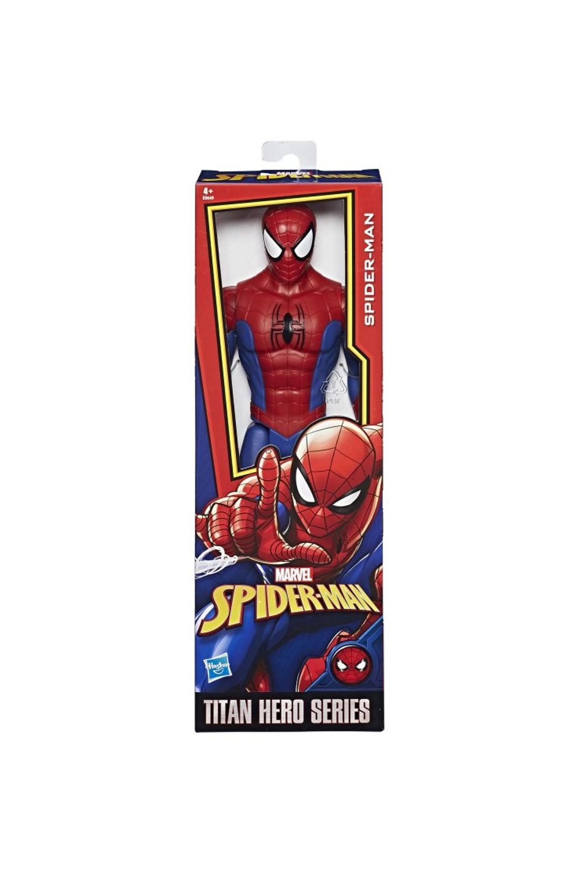 Spiderman figurka Titan Power Pack 4+