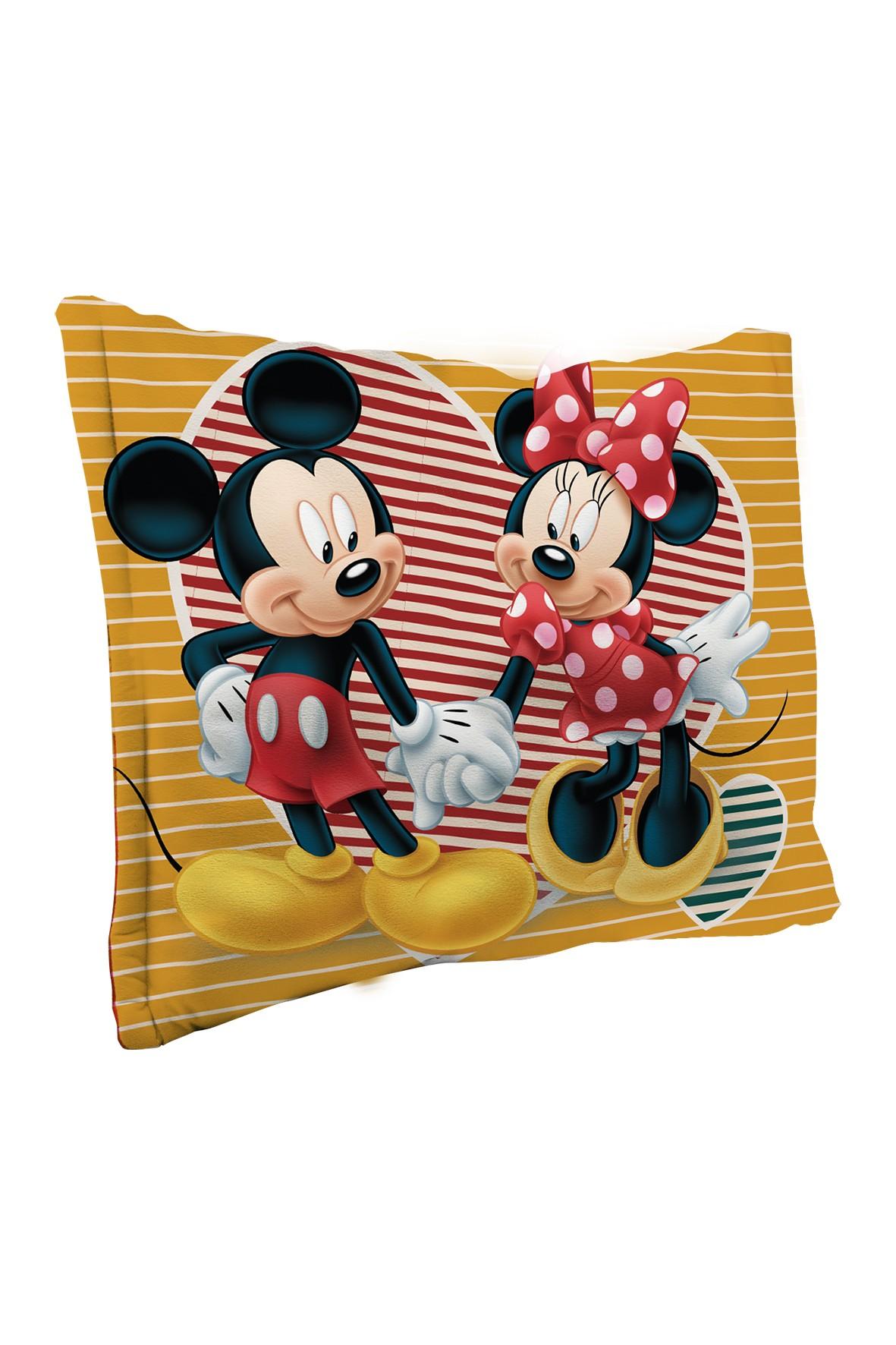 Myszka Miki Zestaw duża poduszka+ 6 mini poduszek