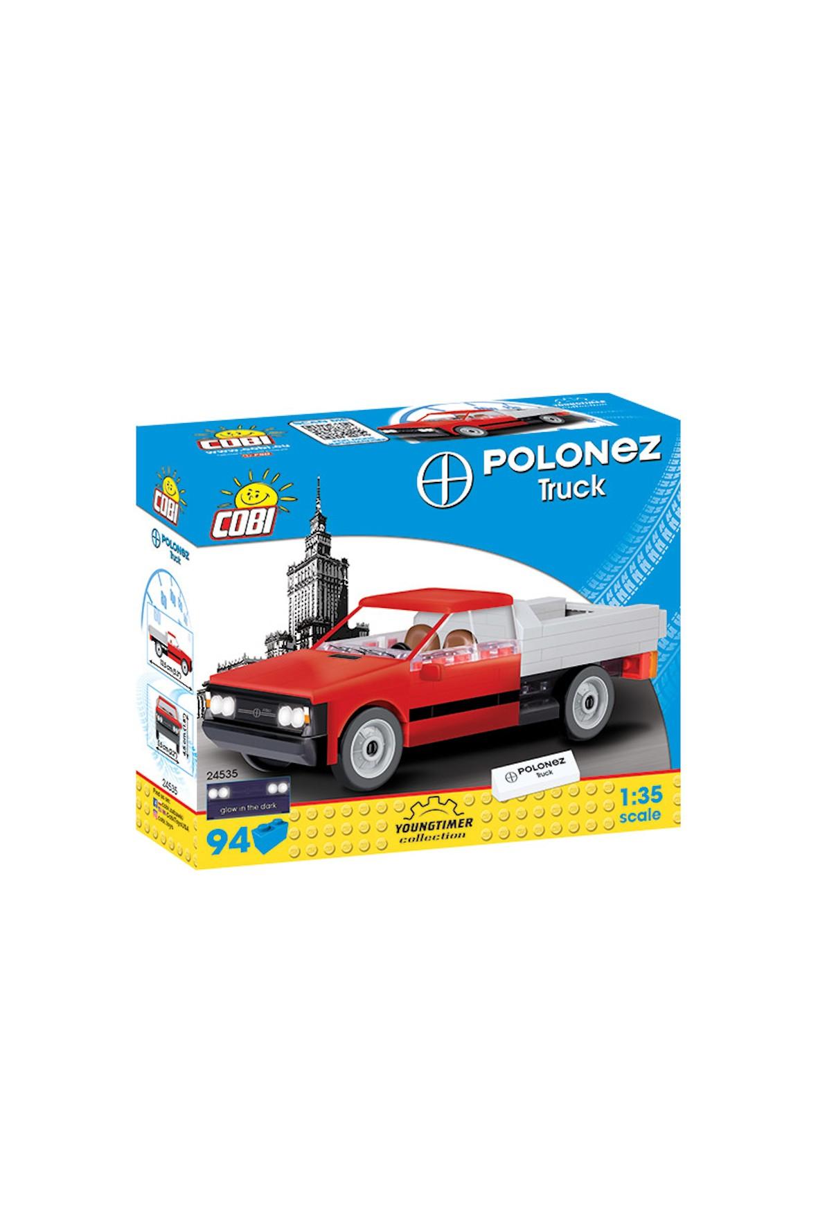 Klocki Cobi Cars FSO Polonez Truck 1,6 - 94el