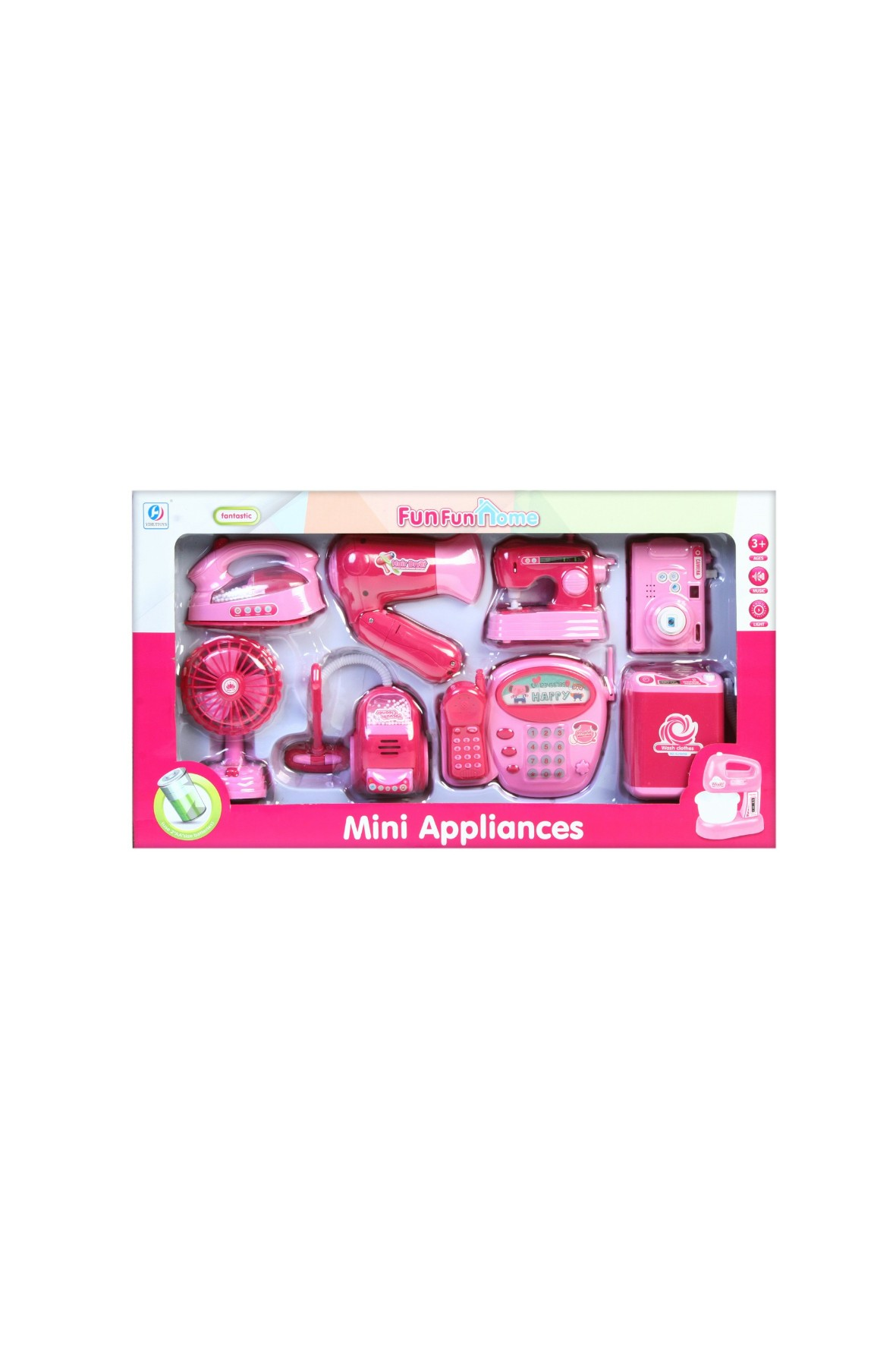 Zestaw AGD- zabawka dla dziecka