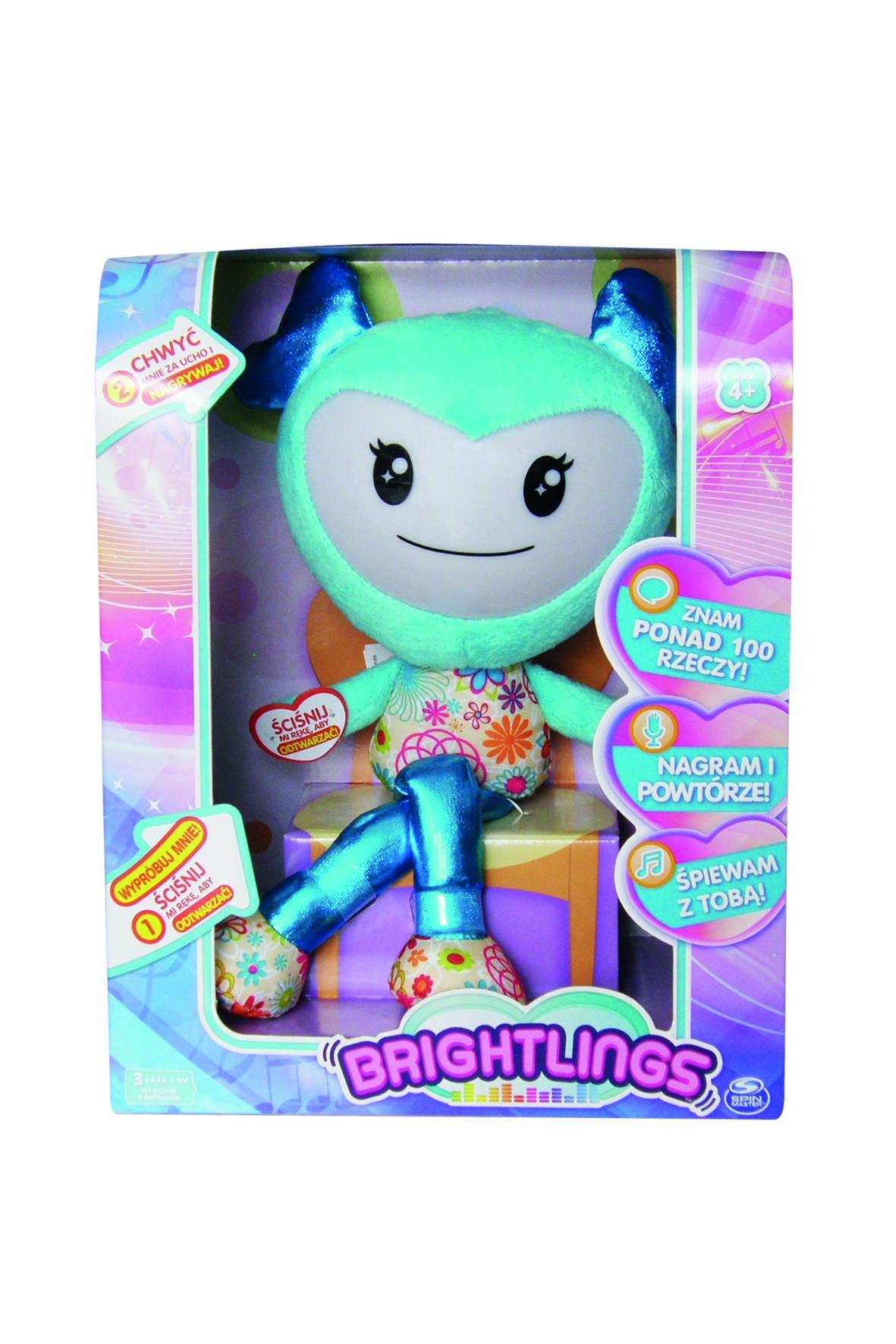 Brightlings - lalka interaktywna
