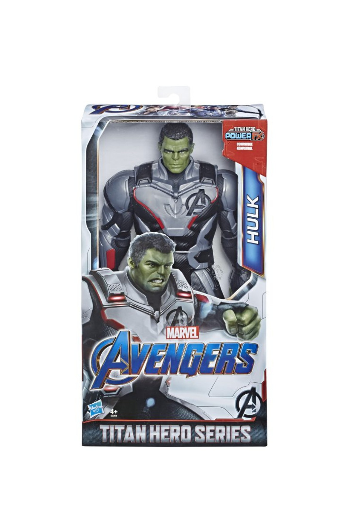 Avengers Quantum Hulk Tytan 30cm 4+