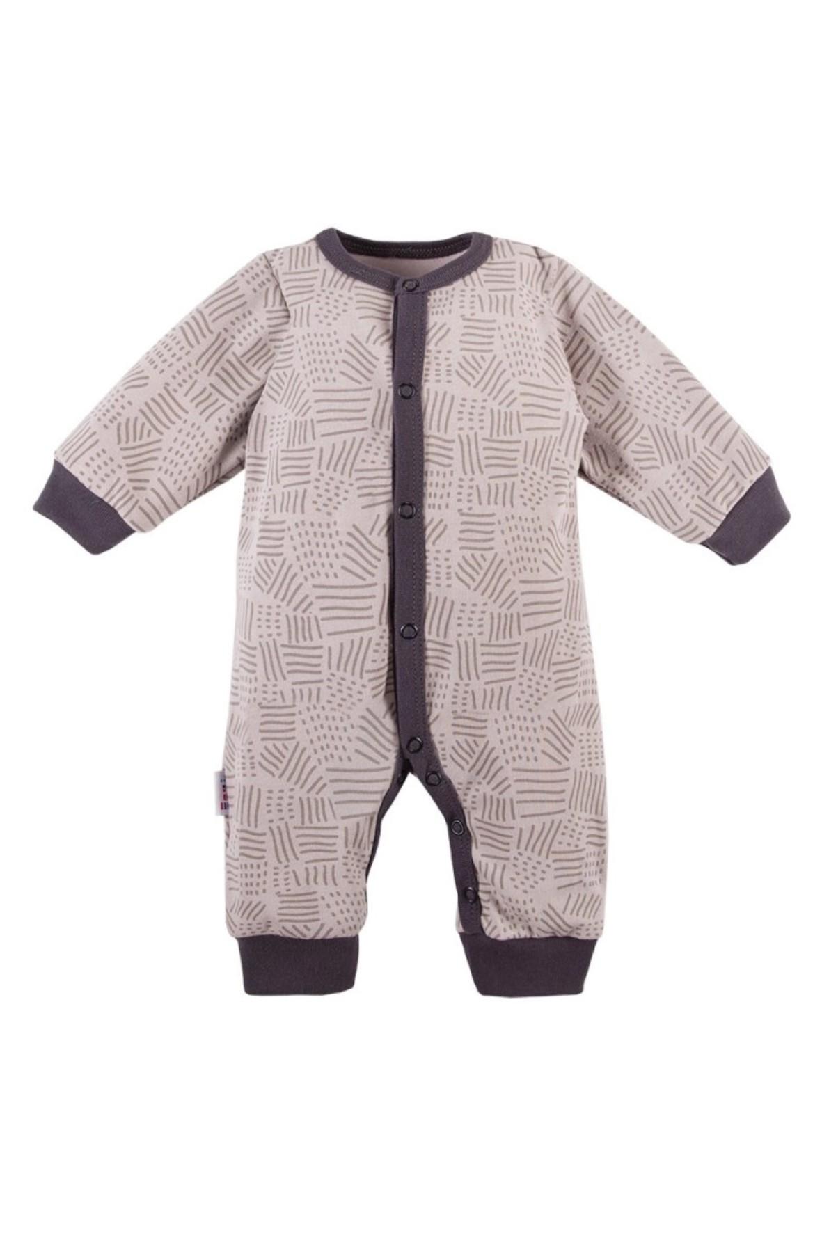 Pajac bawełniany dla niemowlaka LAZY DAYS