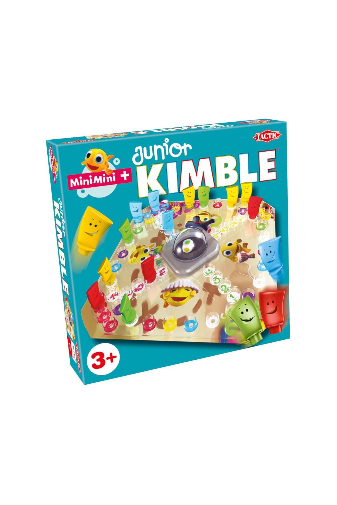 Gra planszowa MiniMini Junior Kimble wiek 3+