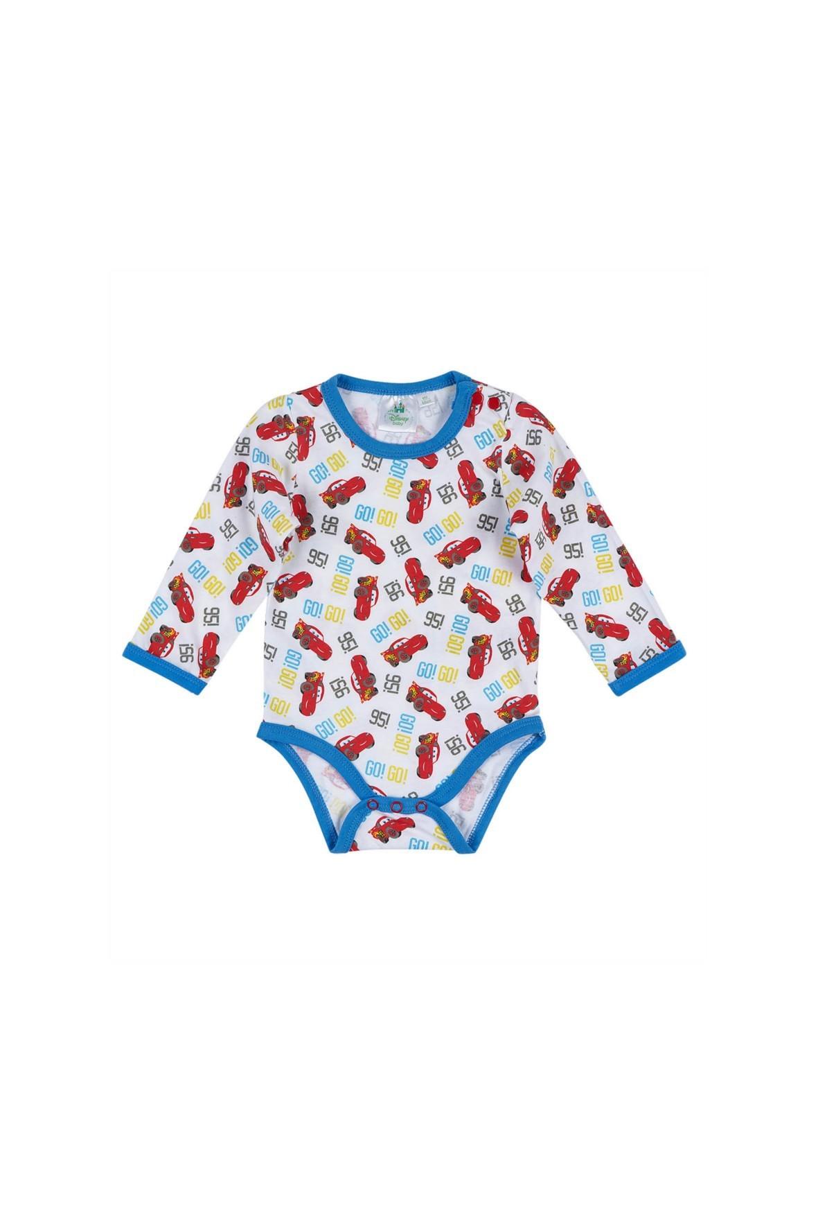 Body niemowlęce 100% Bawełna Auta