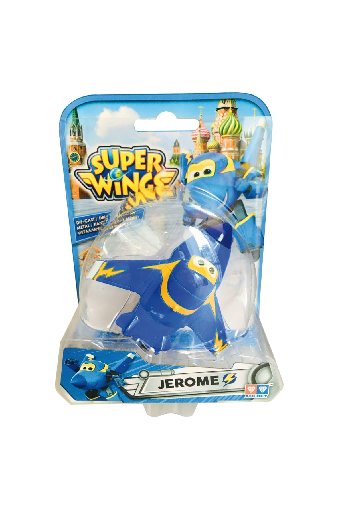 Super Wings samolot Jerome