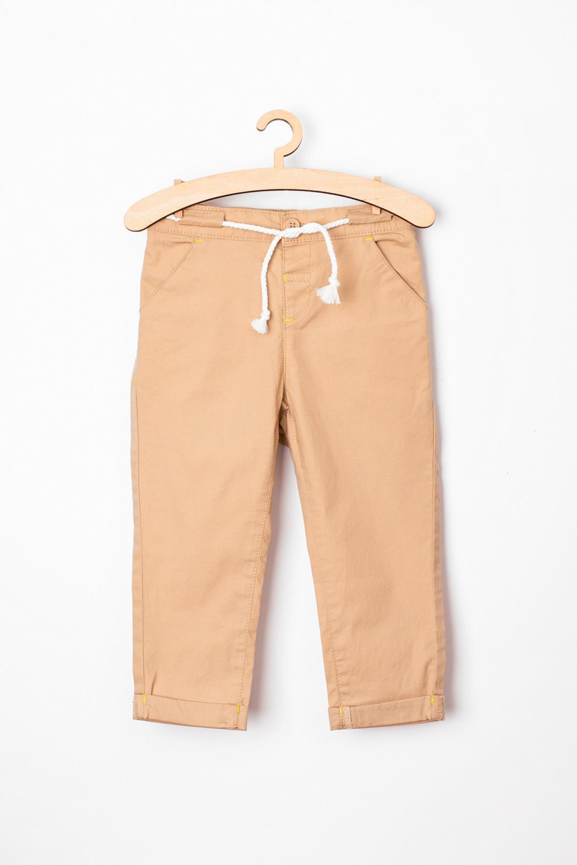 Spodnie dla chłopca - chinosy