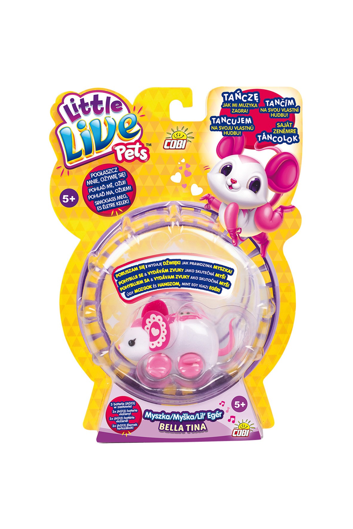 Little Live Pets- Myszka